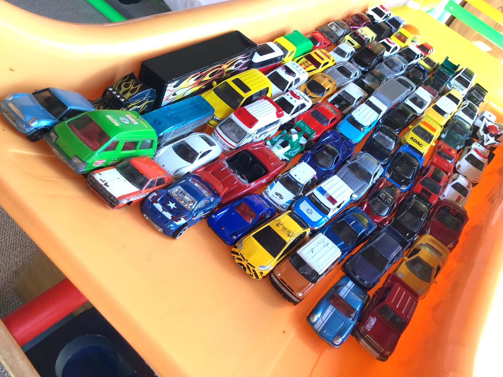 76 Japanese toy cars - YouTube