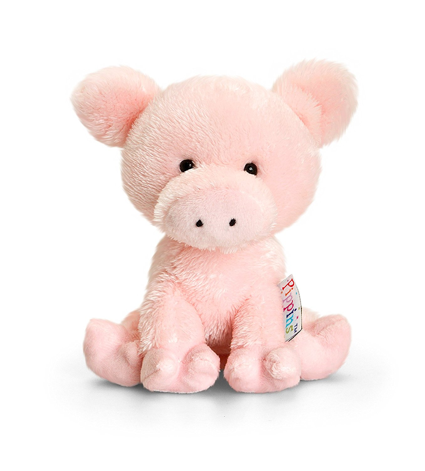Keel Toys 14 cm Pippins Pig: Amazon.co.uk: Toys & Games