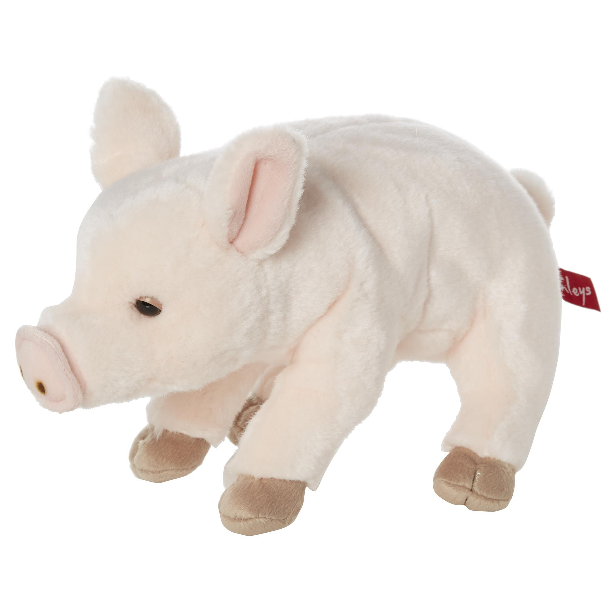 Hamleys Pig Soft Toy - £18.00 - Hamleys for Toys and Games