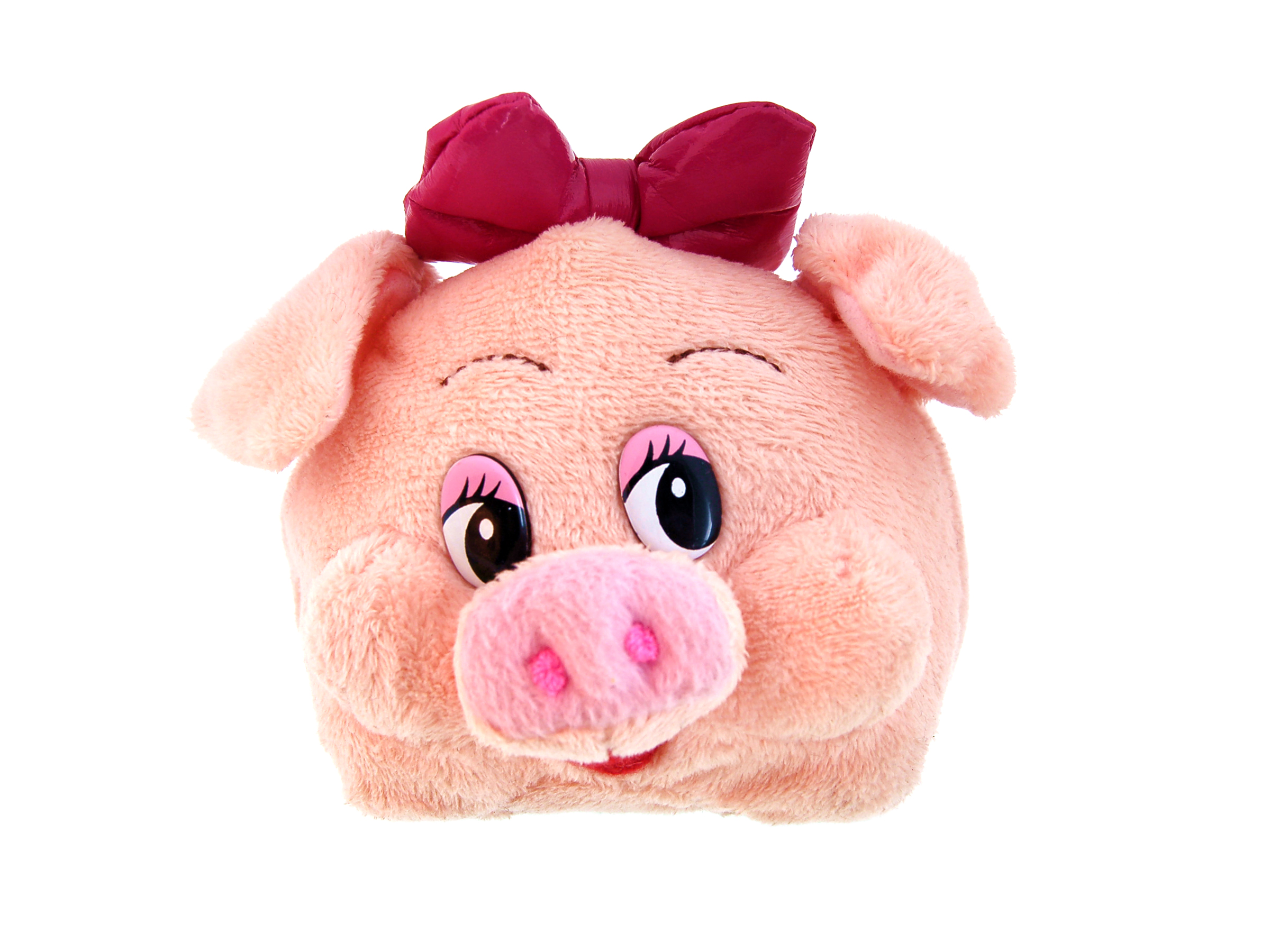 toy pig, Pink, Single, Toy, Piglet, HQ Photo