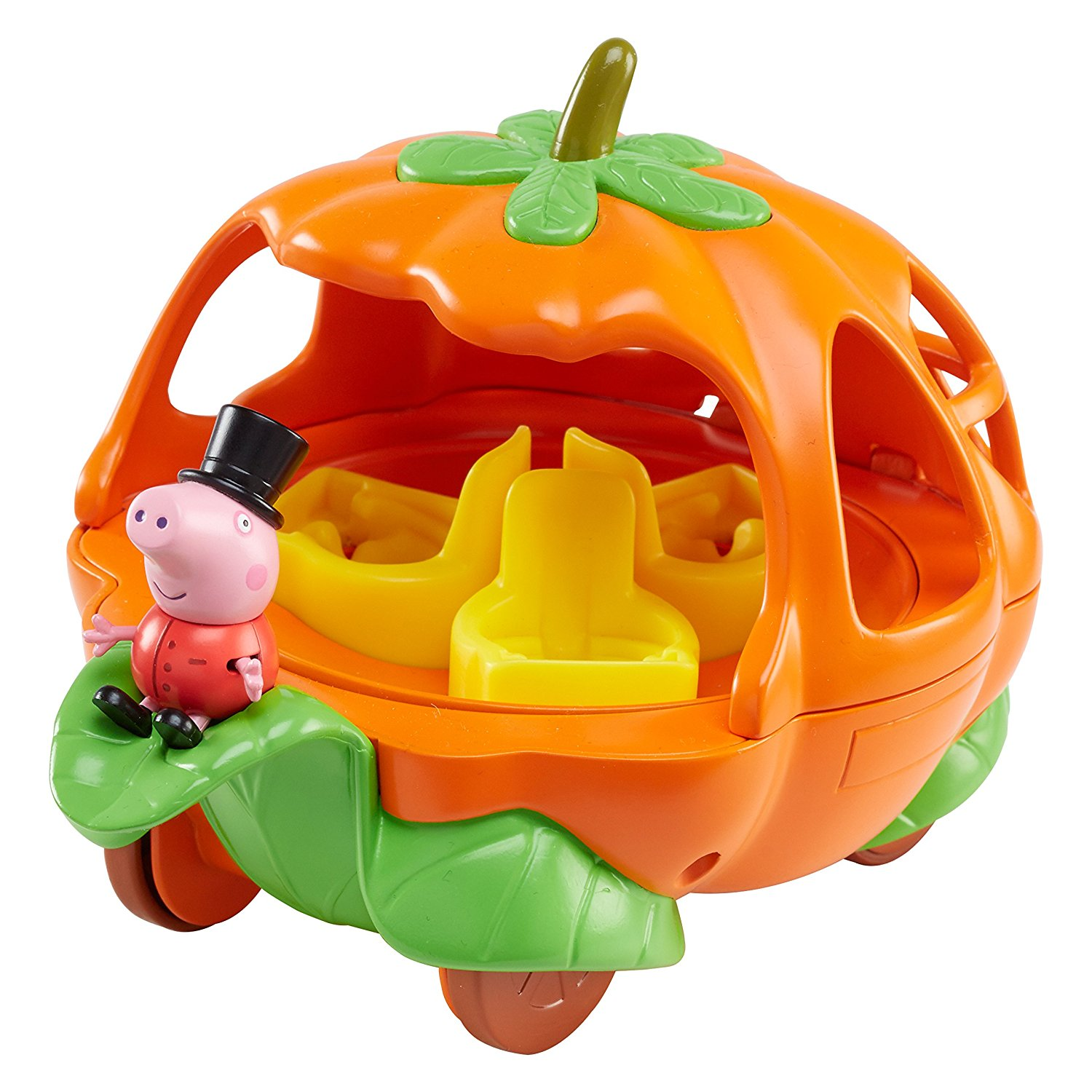 Amazon.com: Peppa Pig Once Upon a Time Pumpkin Carriage: Toys & Games