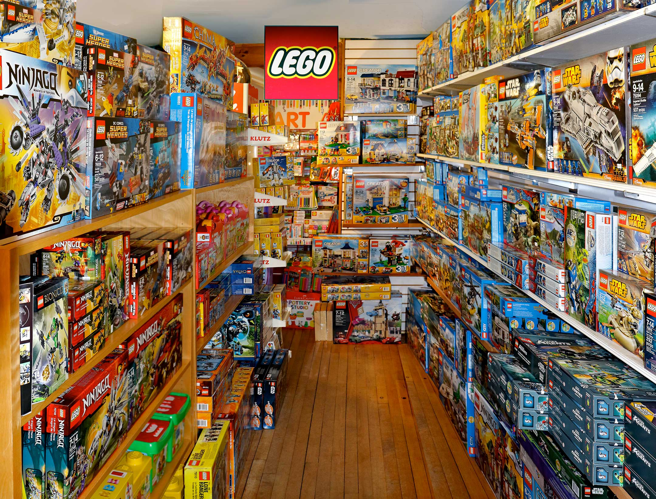 Legos | Red Balloon Toy Shop