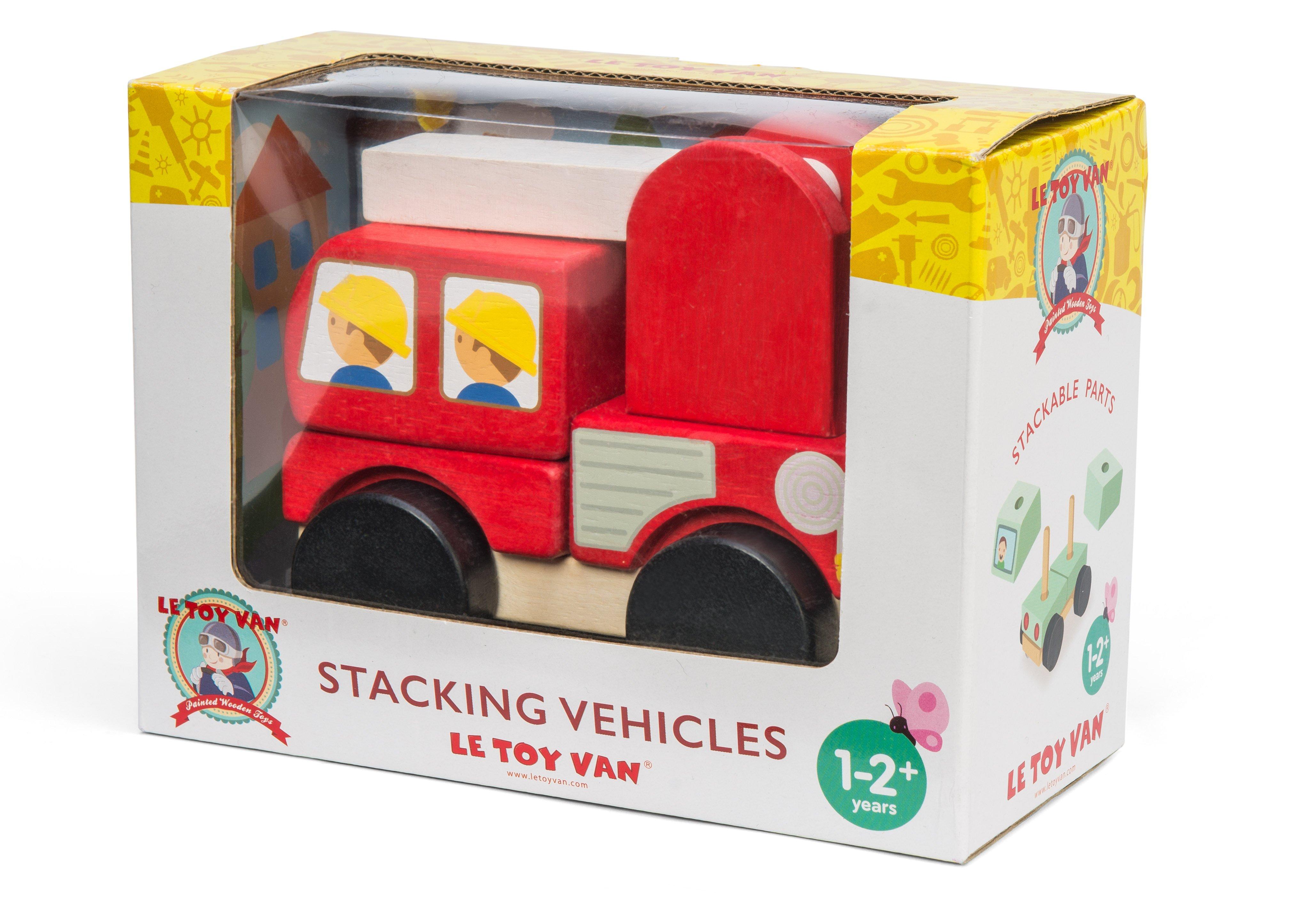 Toy van photo
