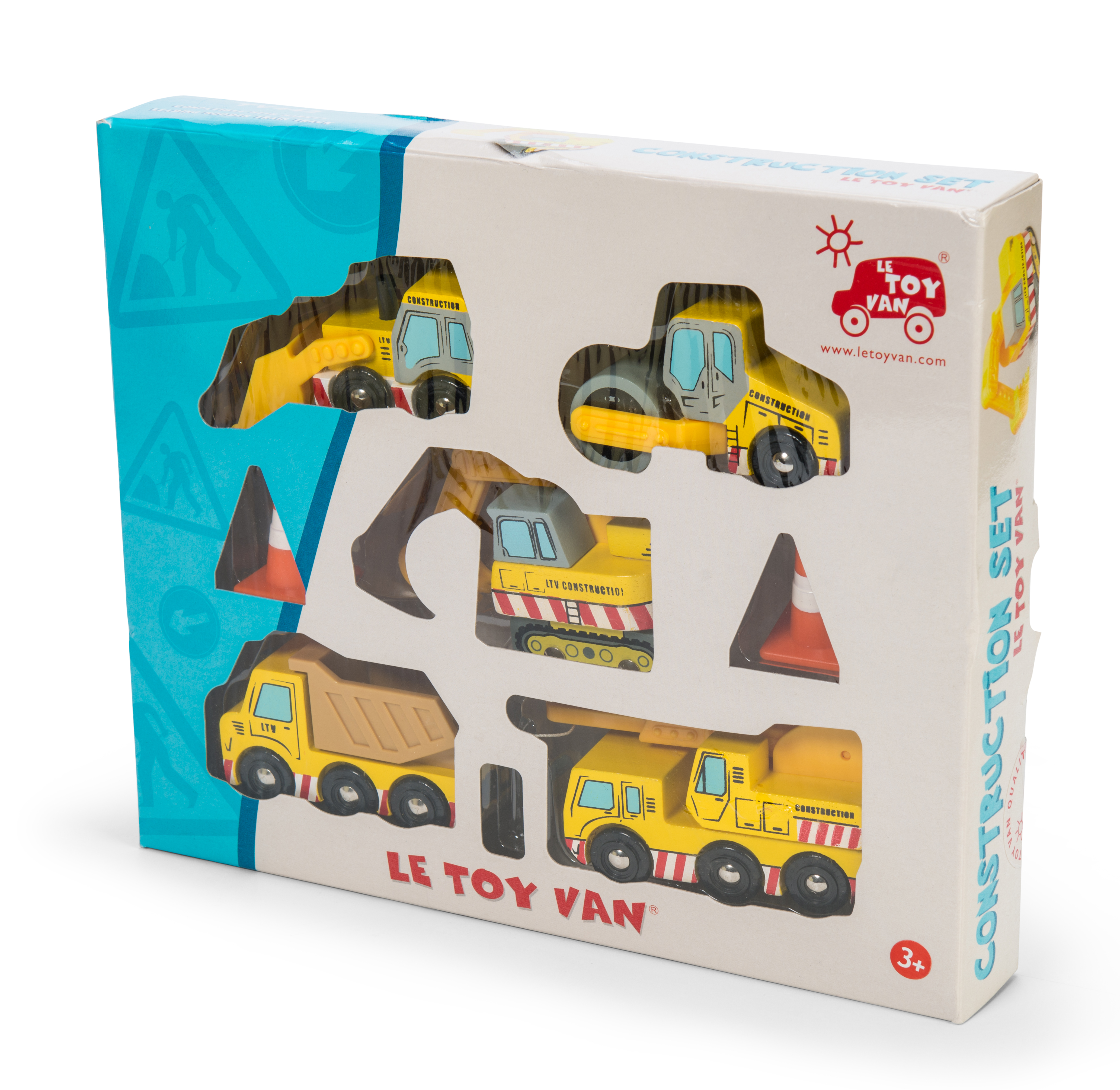 Le Toy Van Construction Vehicles   Harmony at Home Children's Boutique
