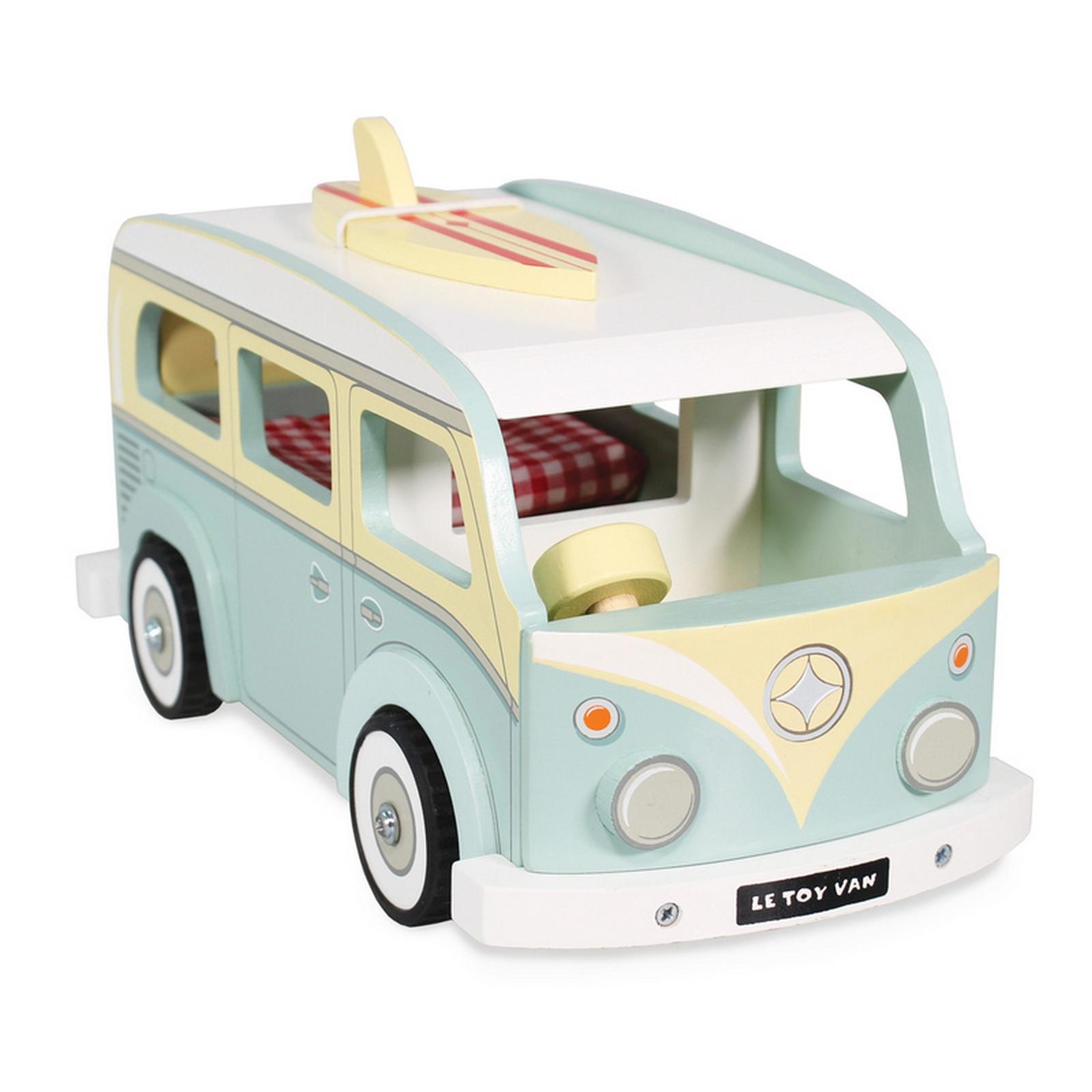 Le Toy Van Holiday Campervan - Jadrem Toys