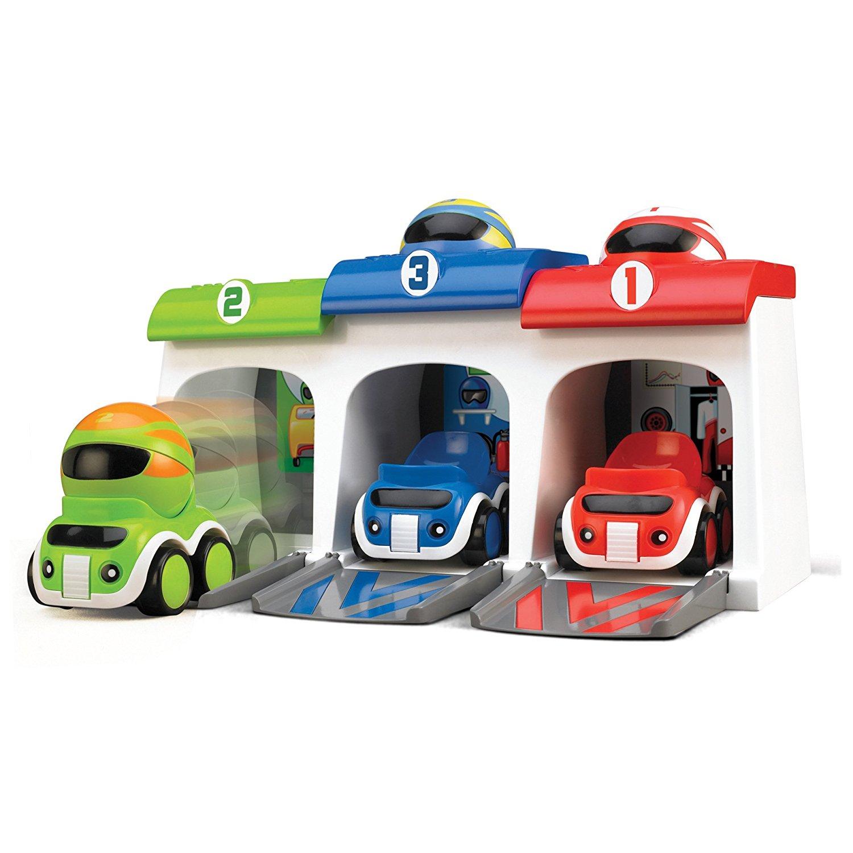 Amazon.com: TOMY Whack'em Racers Toy Vehicle: Toys & Games