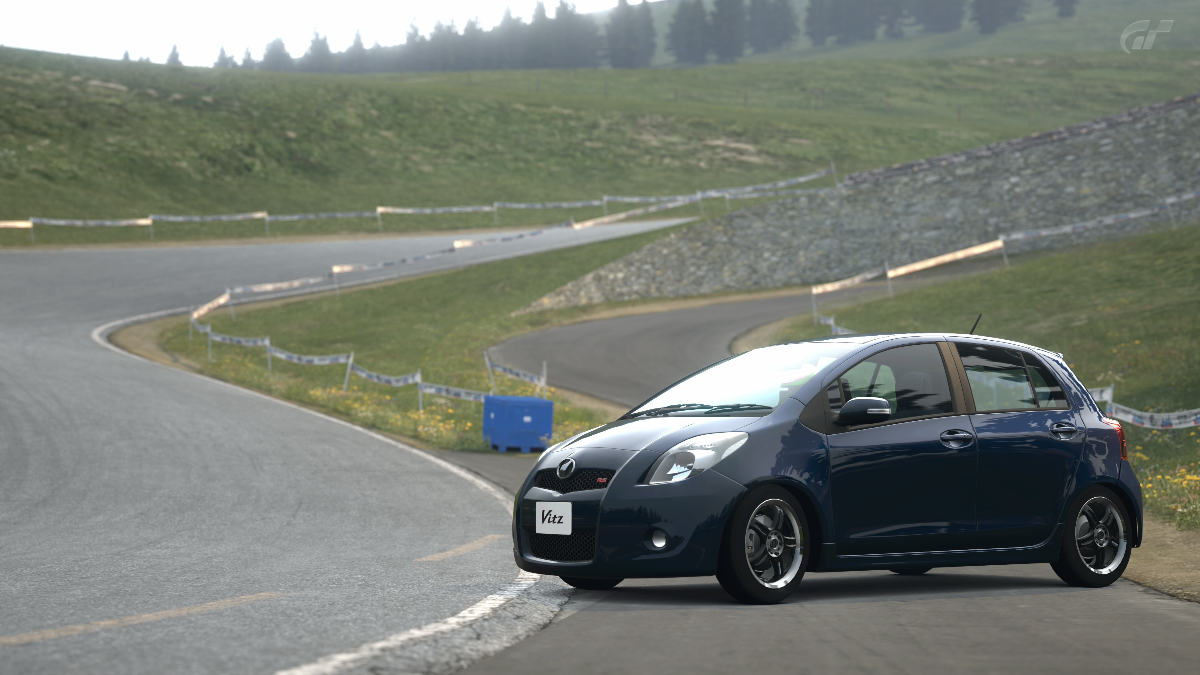 Toyota vitz rs 1.5 '07 photo