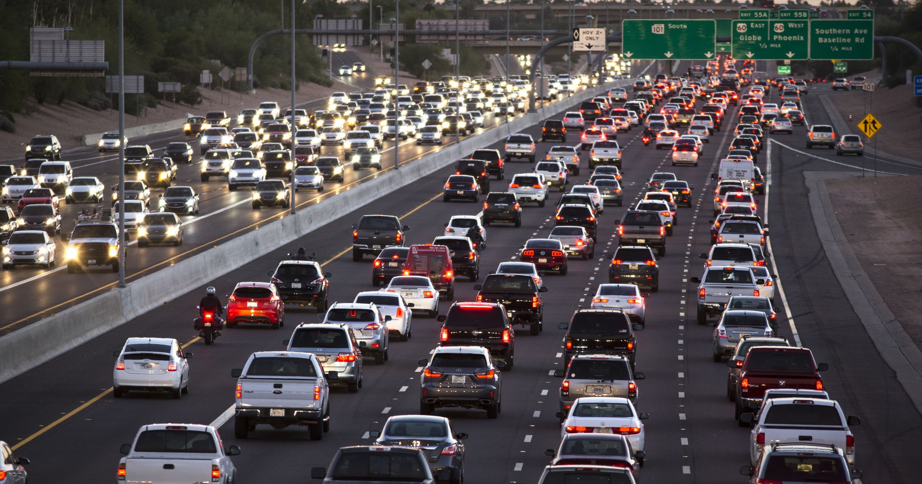 Phoenix-area weekend traffic: Closures, delays, detours and more