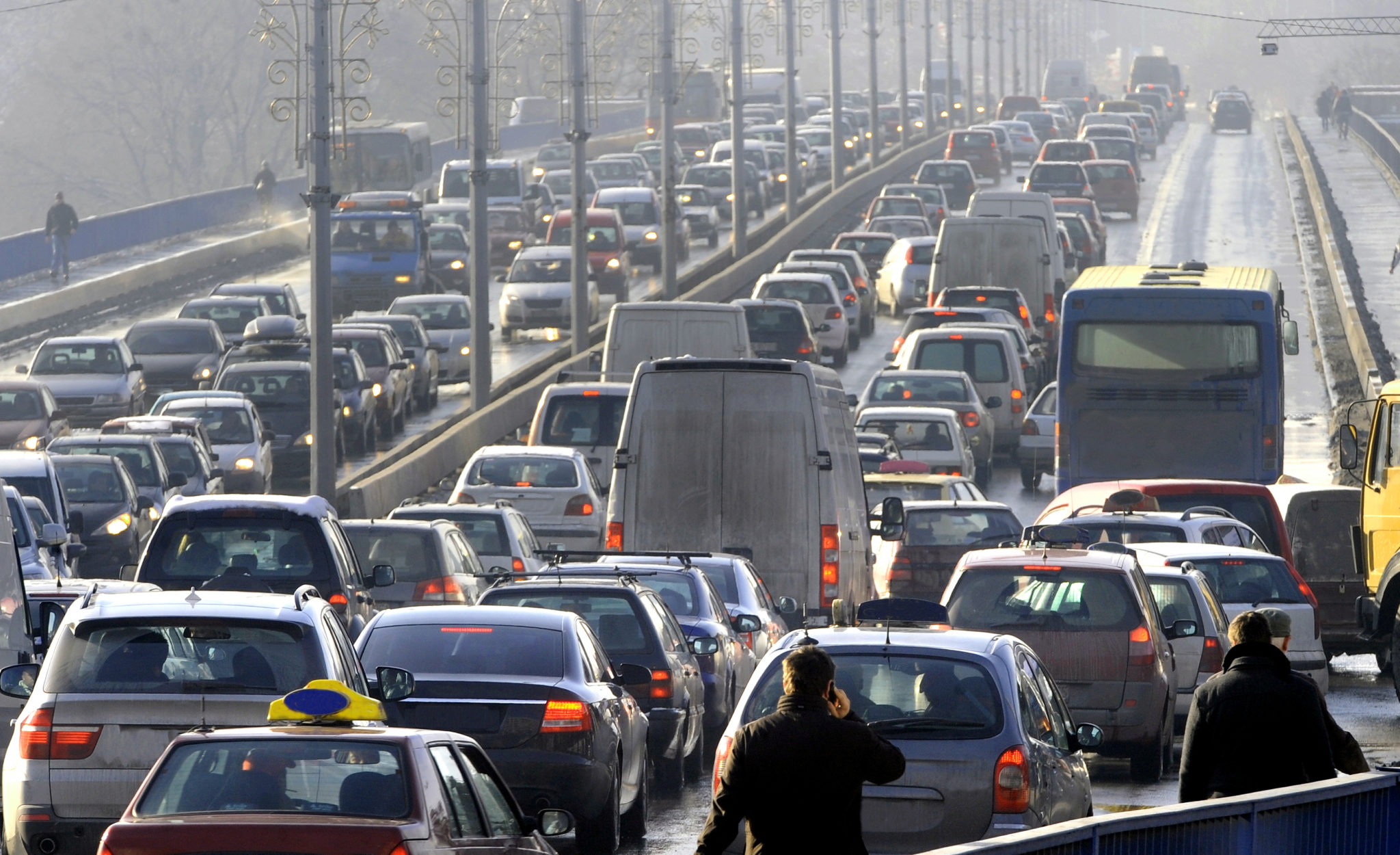 How Self-Driving Cars Could Eradicate the Traffic Jam Game