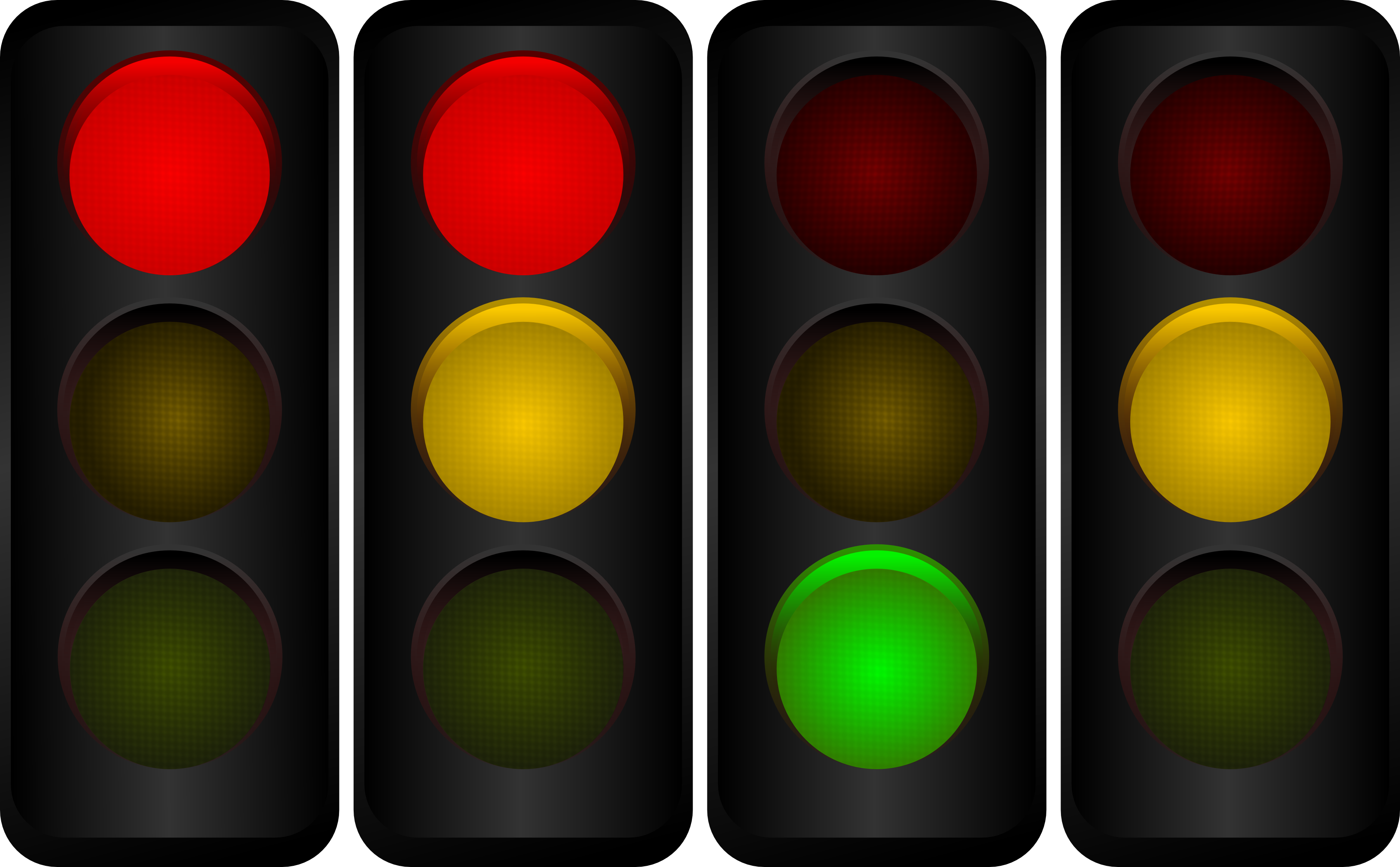 Traffic Light Rule | Driving Stars Derby