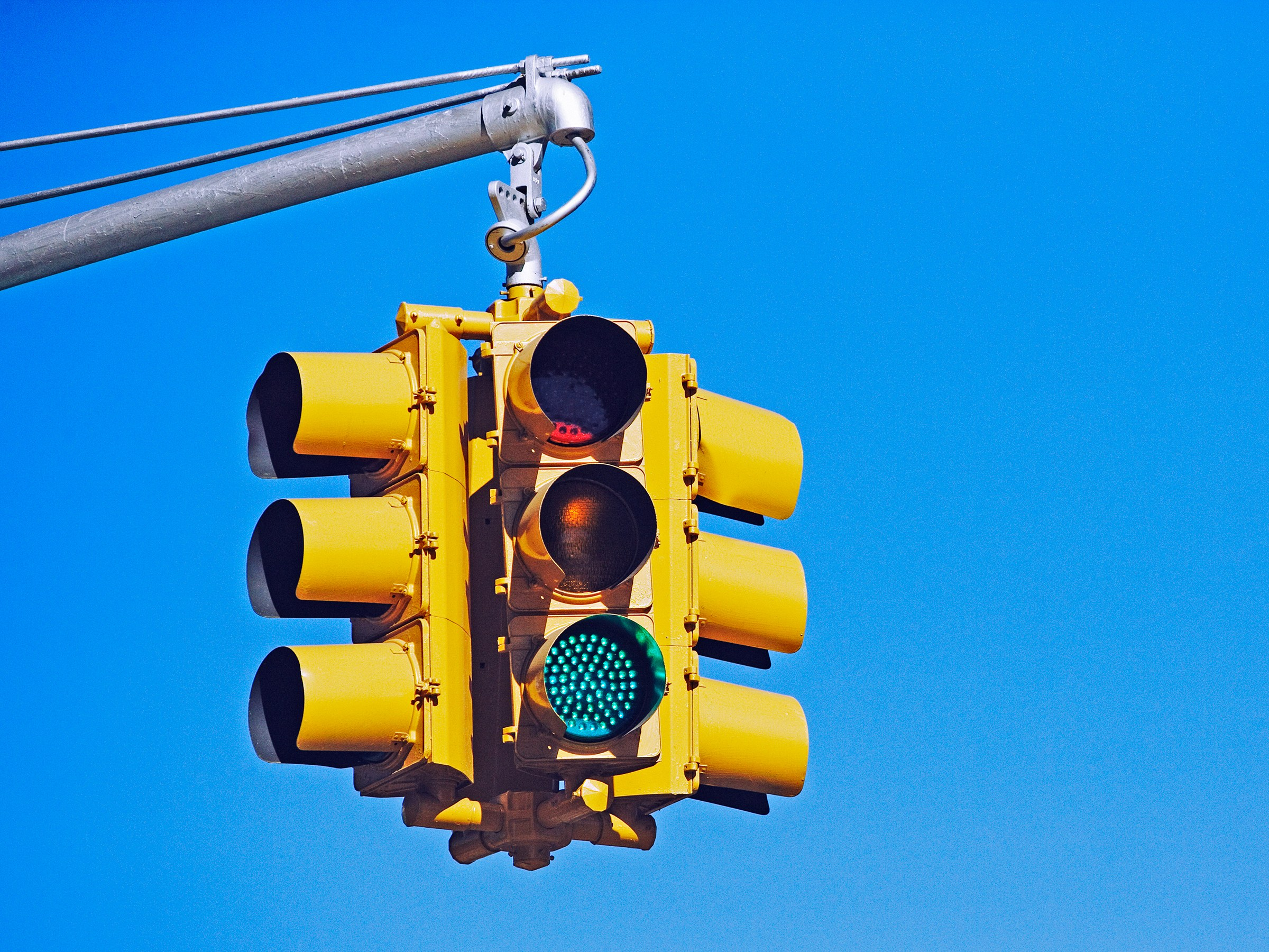 San Jose Tests Connected Signals' Traffic Light Predicting App | WIRED