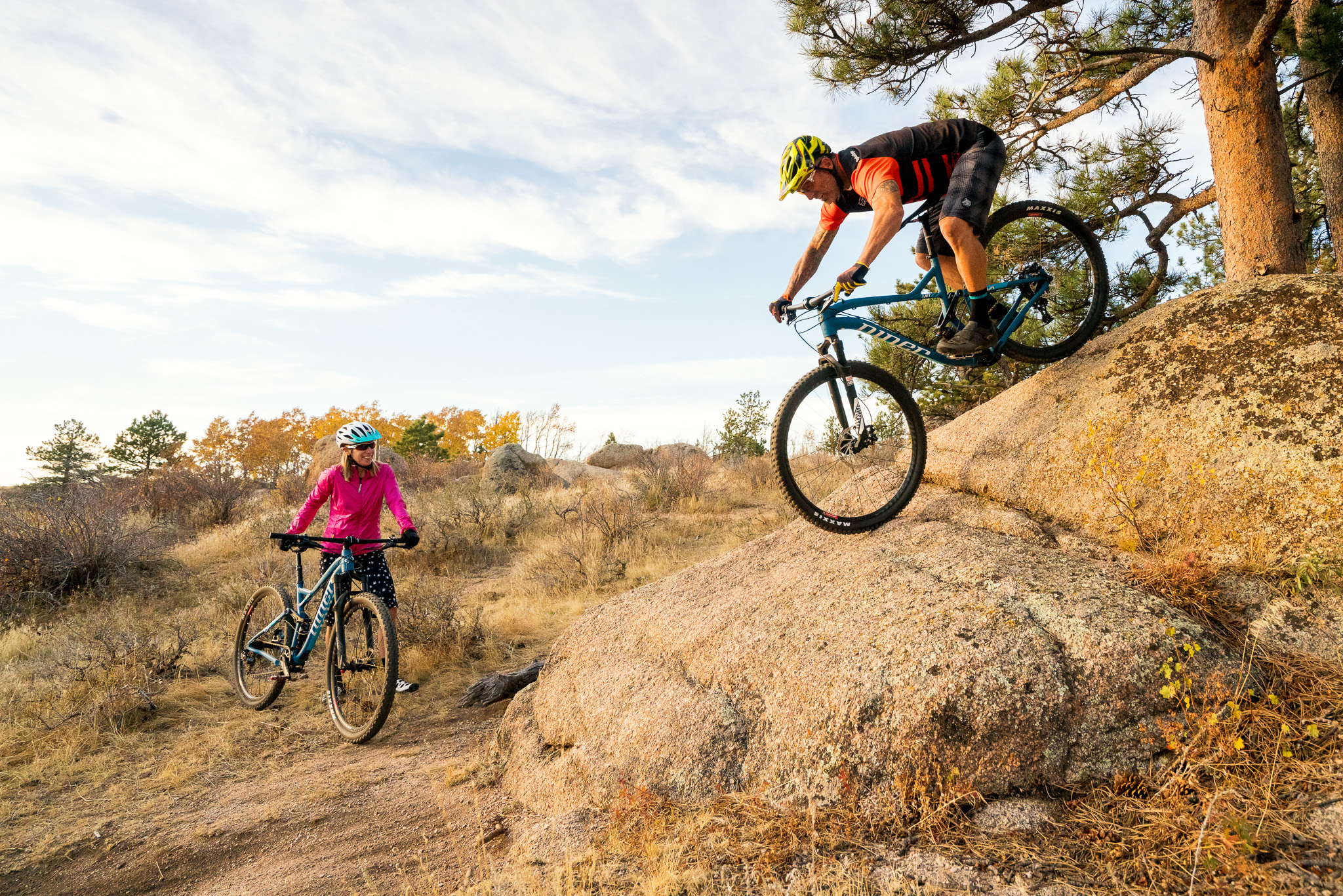 DO YOU RIDE CROSS COUNTRY? OR TRAIL? UNDERSTANDING DIFFERENT TYPES ...