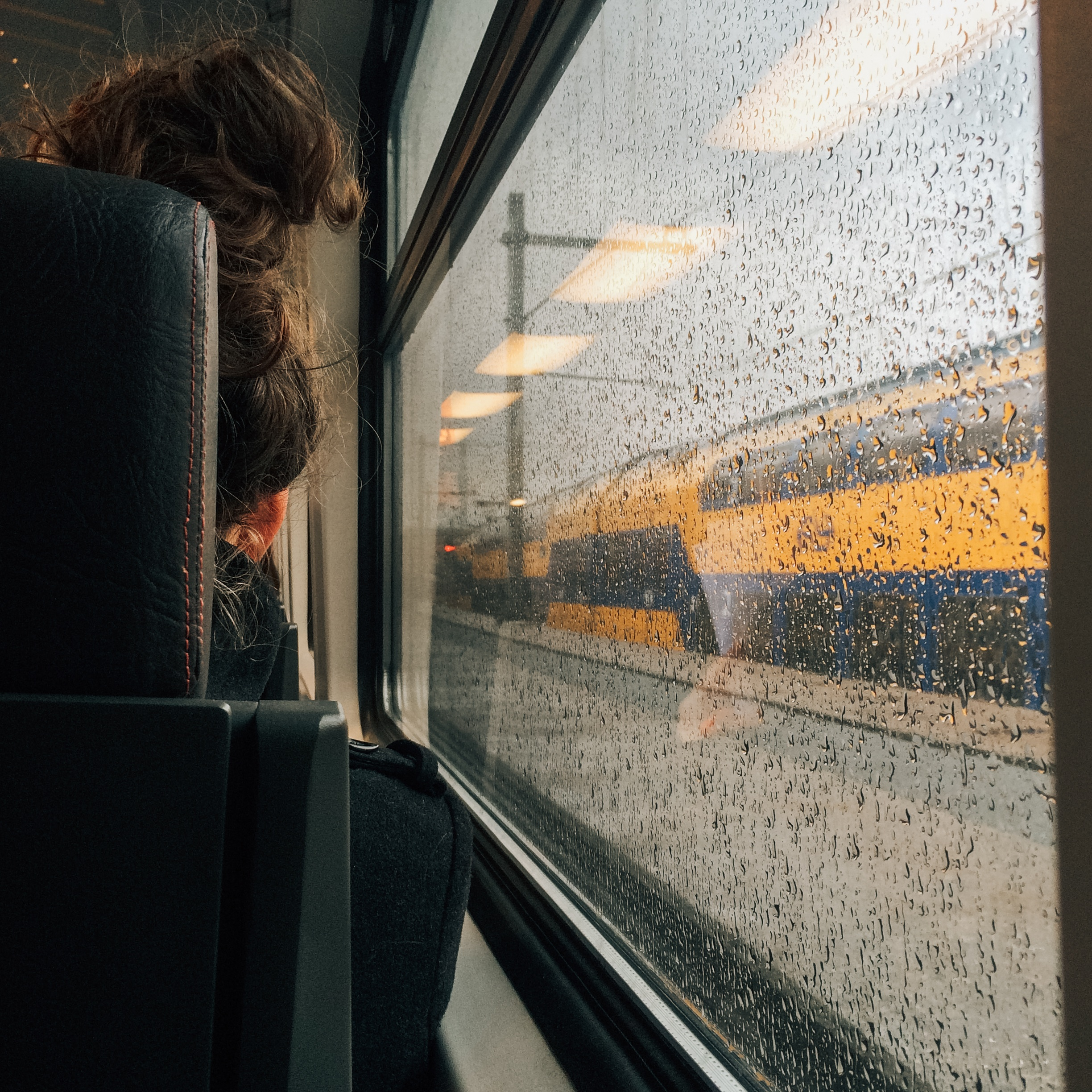 Train, Water, Window, Seat, Journey, HQ Photo