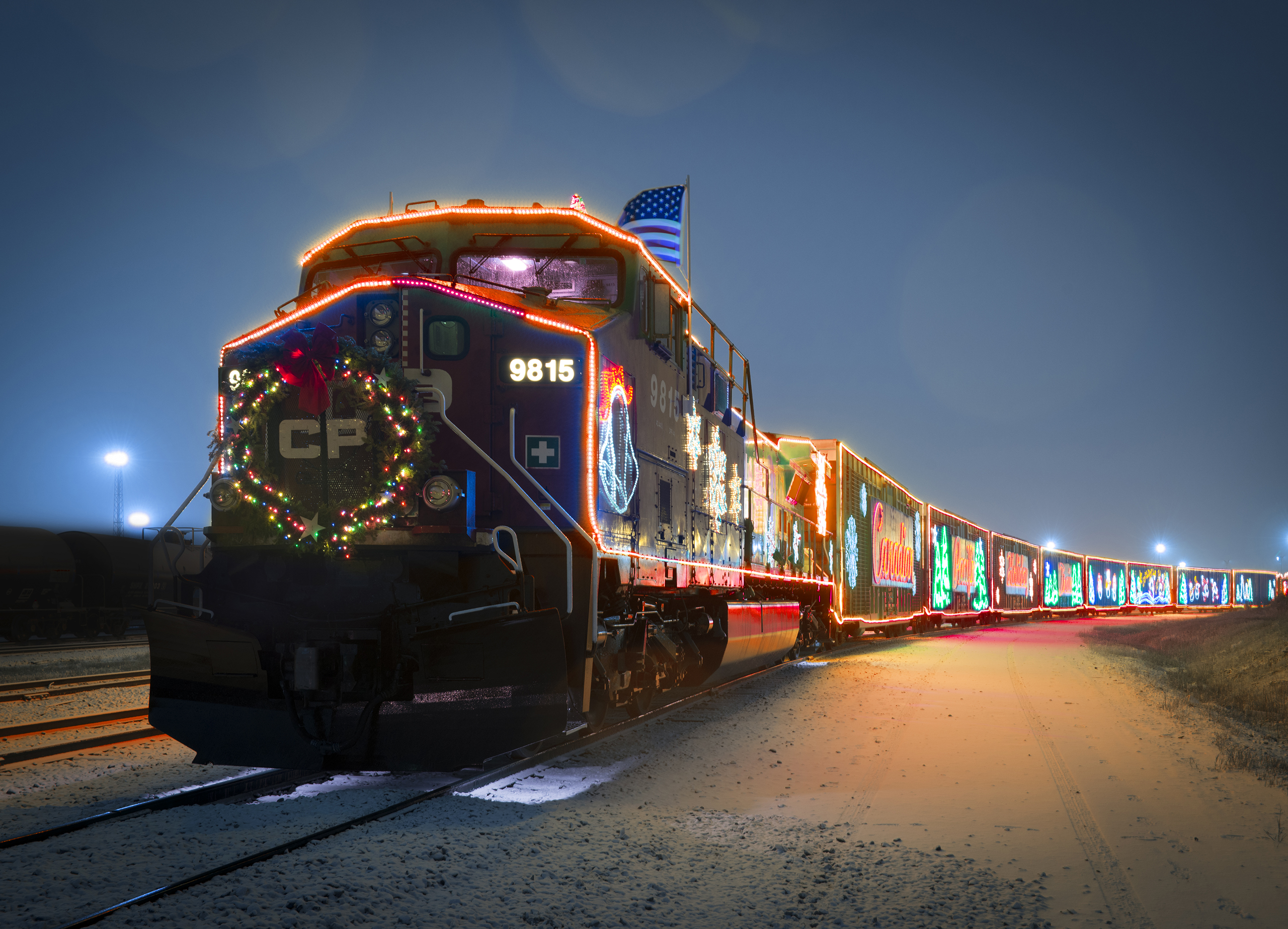 Holiday Train Coming to Austin | AM 1480 KAUS