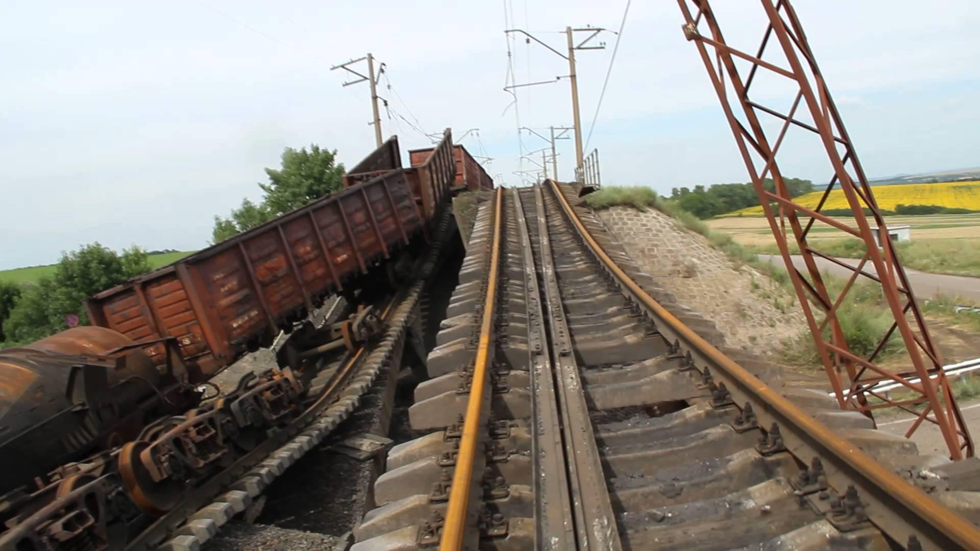 Train bridge photo