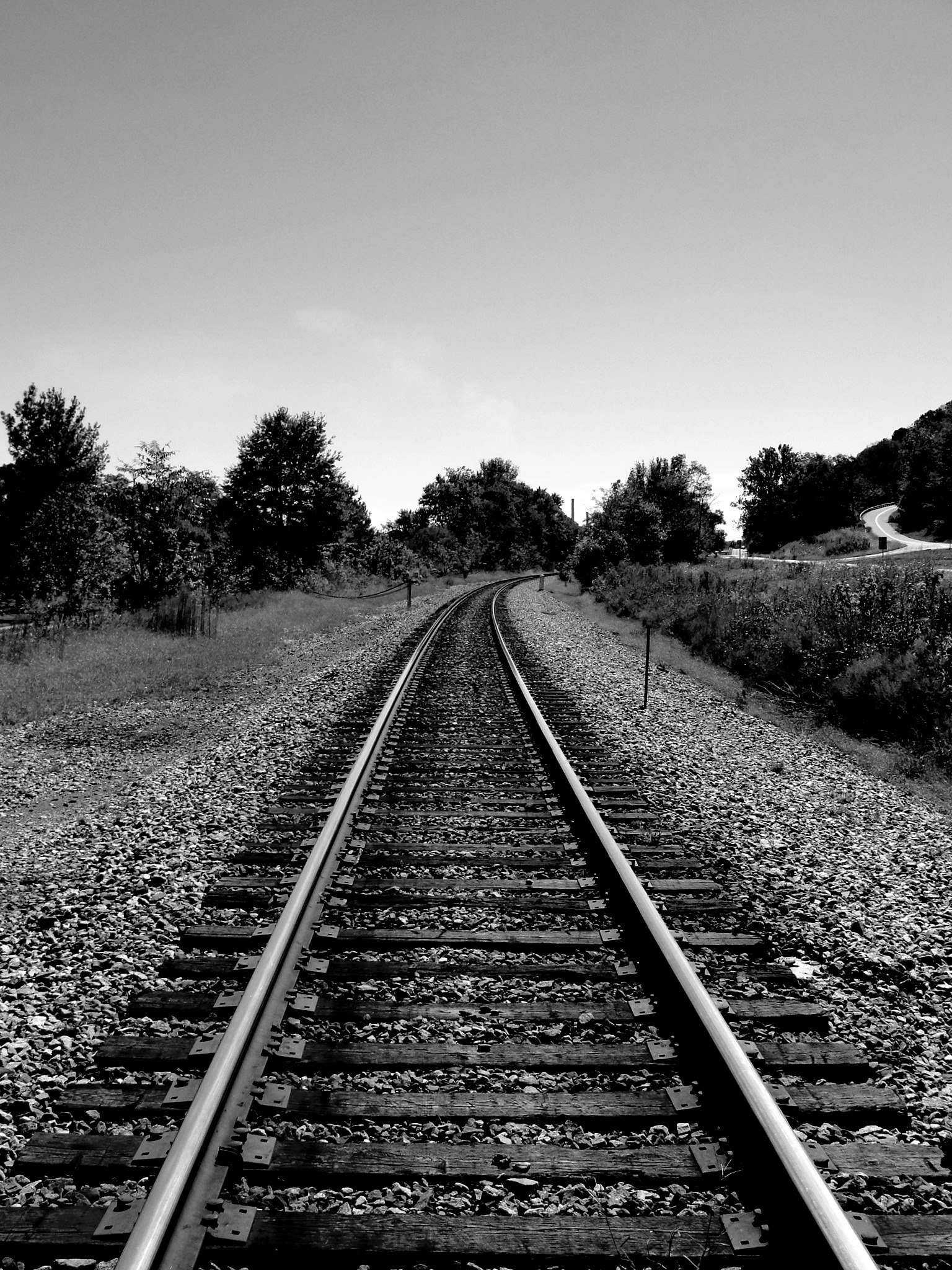 train tracks | All I've Got is a Photograph...