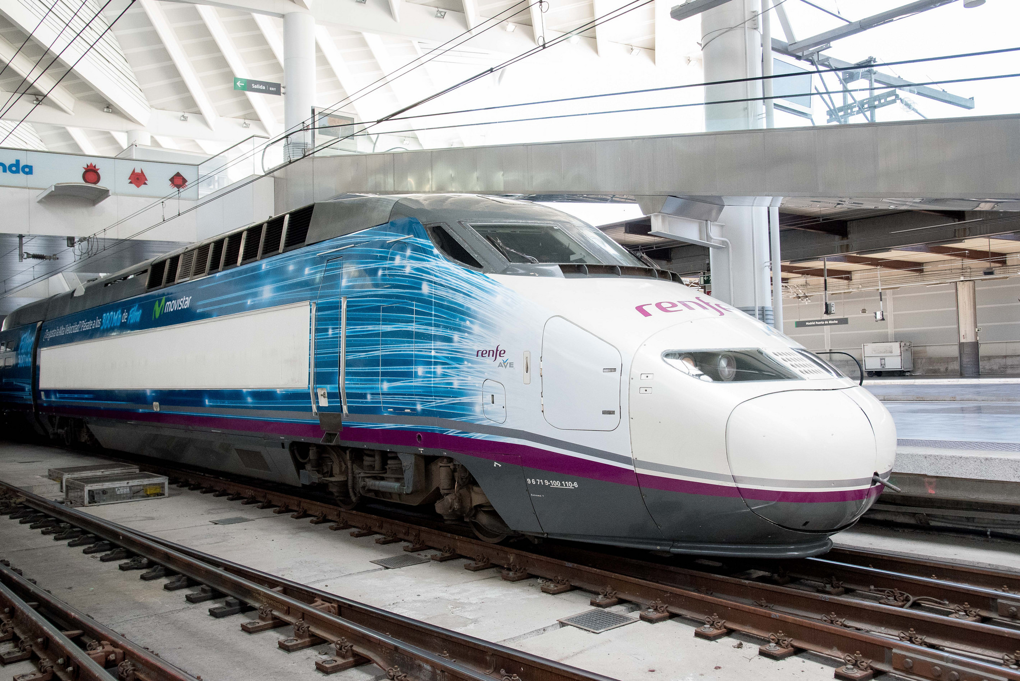 Spanish railways battle profit loss with more investment - Railway ...