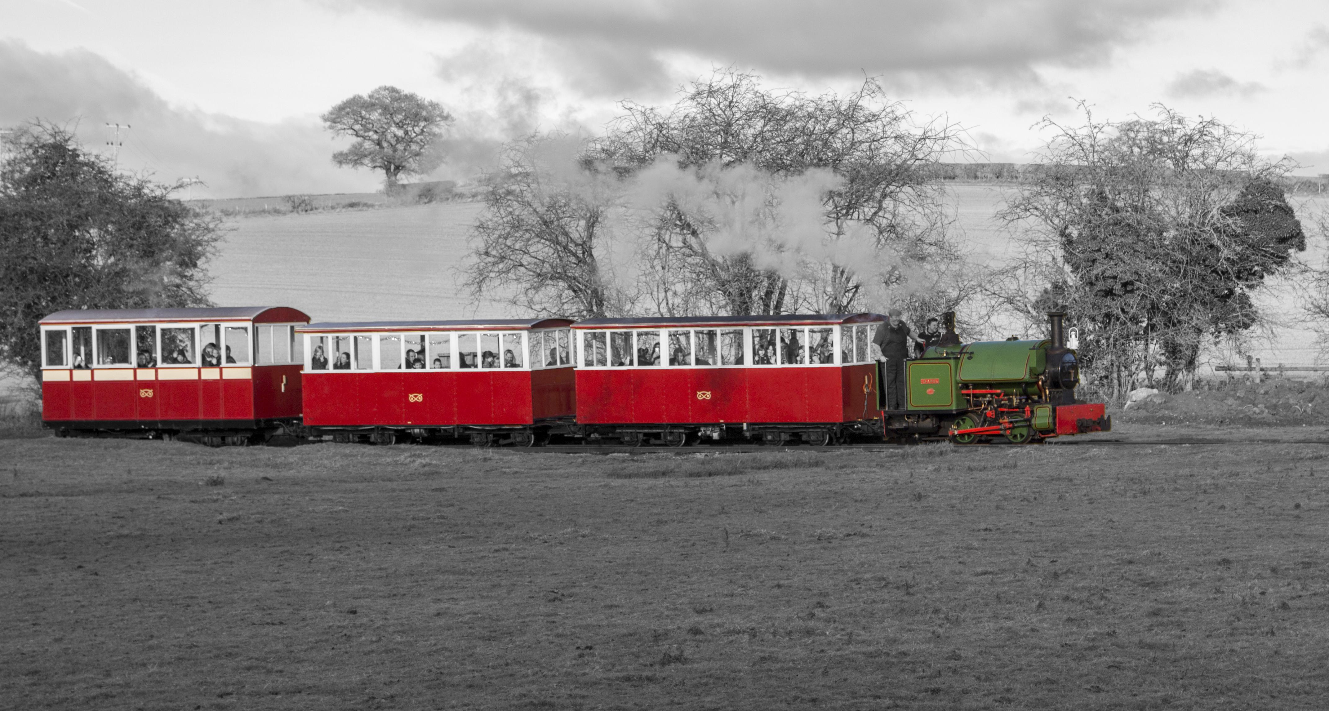 Amerton Railway - Heritage Steam Trains in Staffordshire