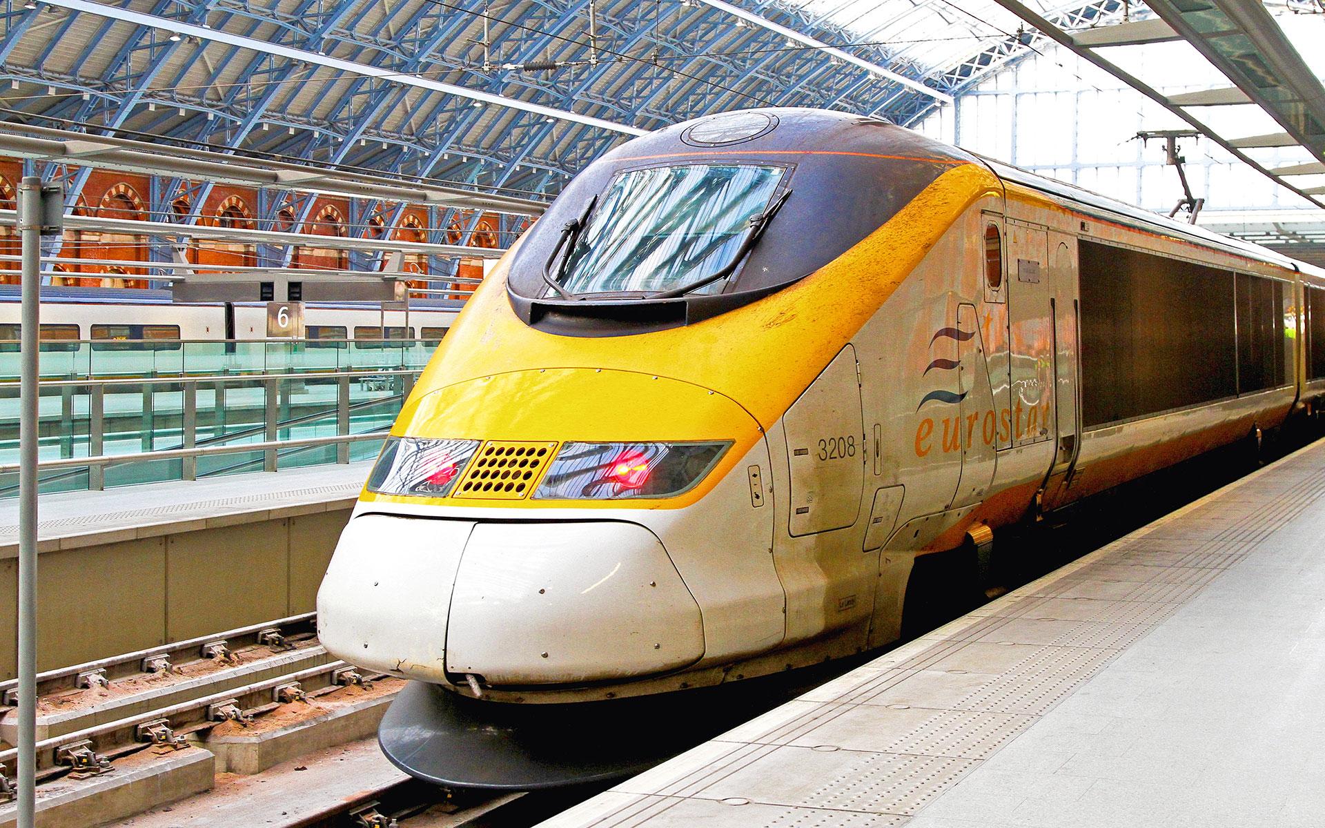 Train service photo