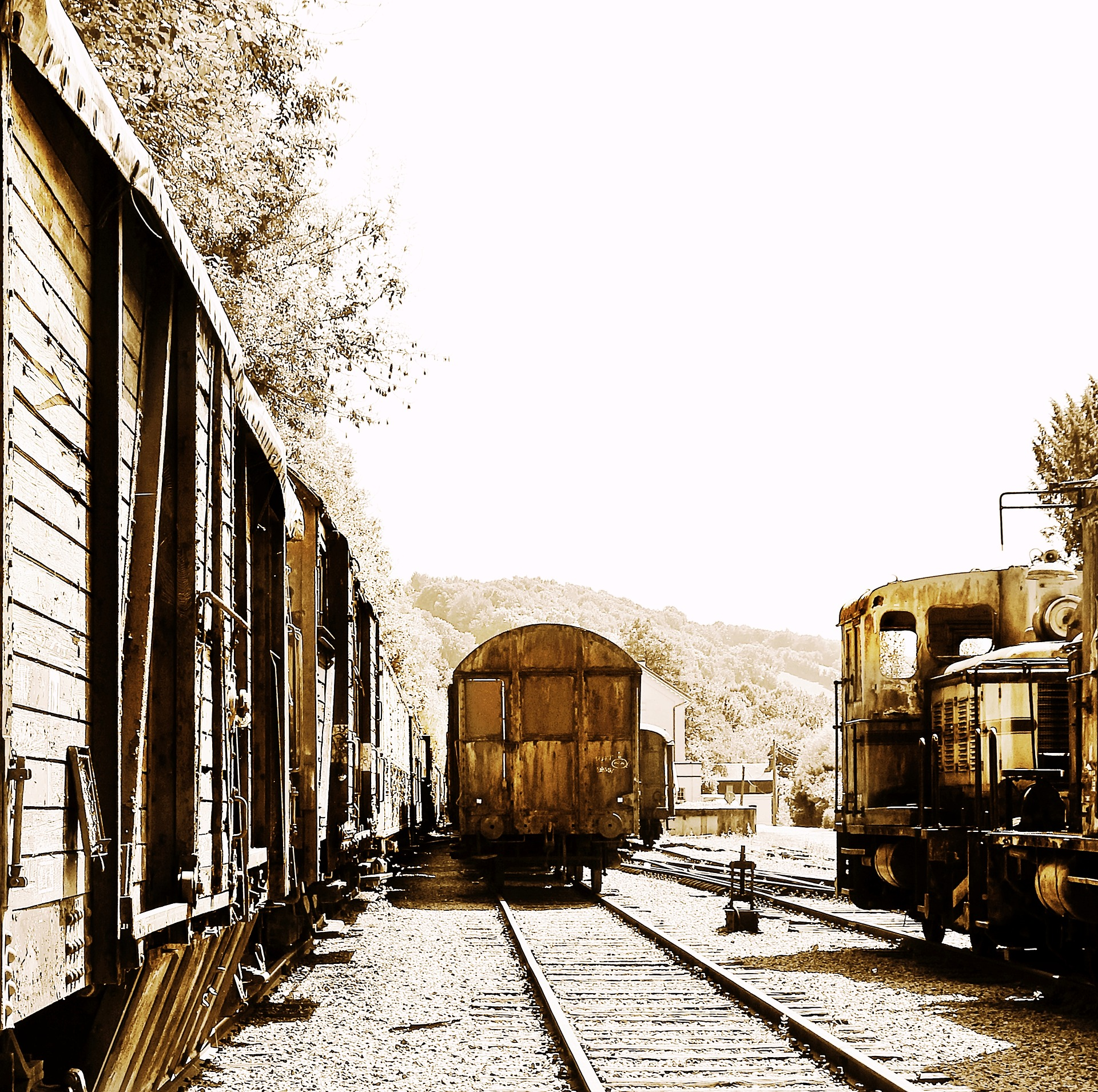 Train Service, Journey, Metal, Metallic, Service, HQ Photo