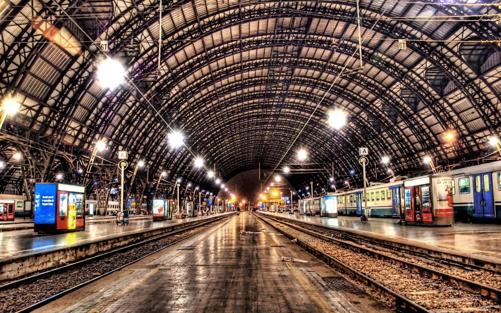 Train Station Wallpaper Pictures 49179 1920x1200 px ~ HDWallSource.com