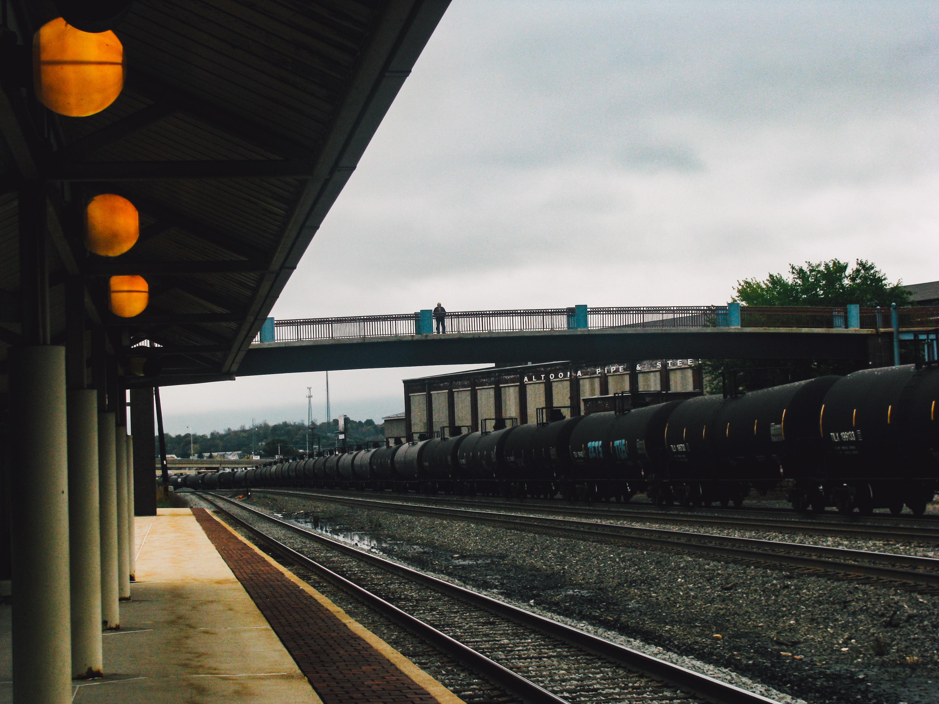 Train Station, Train, Station, Rail, Building, HQ Photo