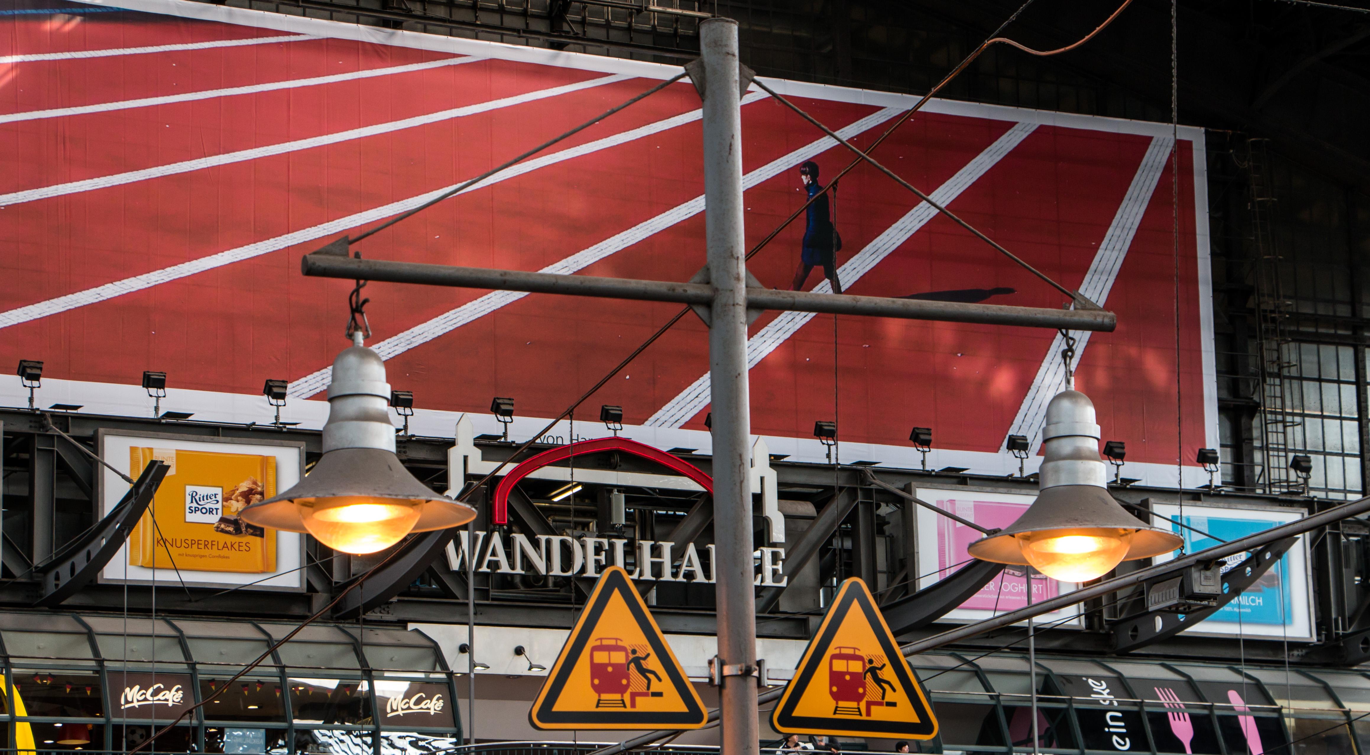 Train station art, Art, Artistic, Balancing, Hazard, HQ Photo