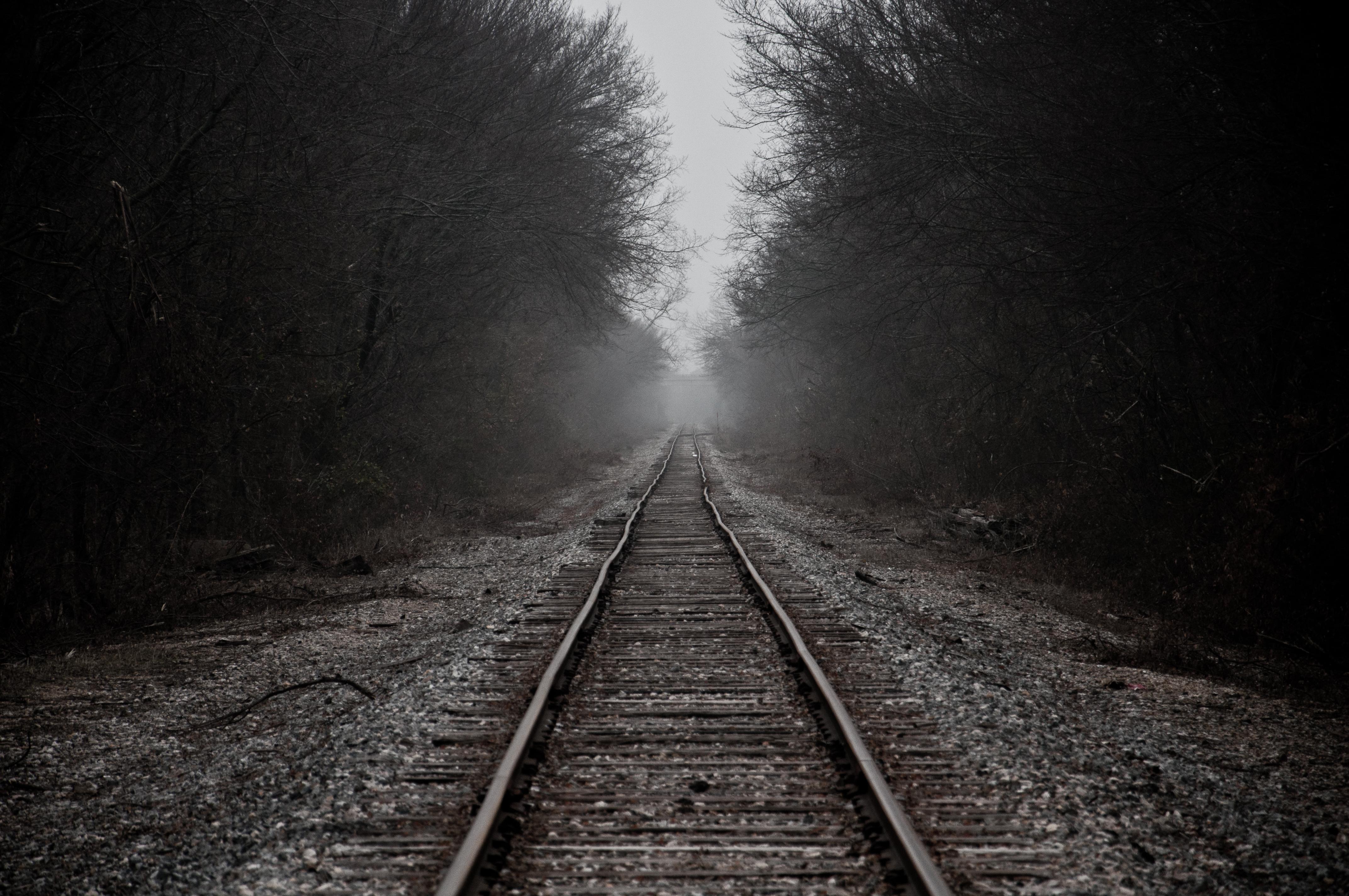 Train Tracks by SeveIV on DeviantArt