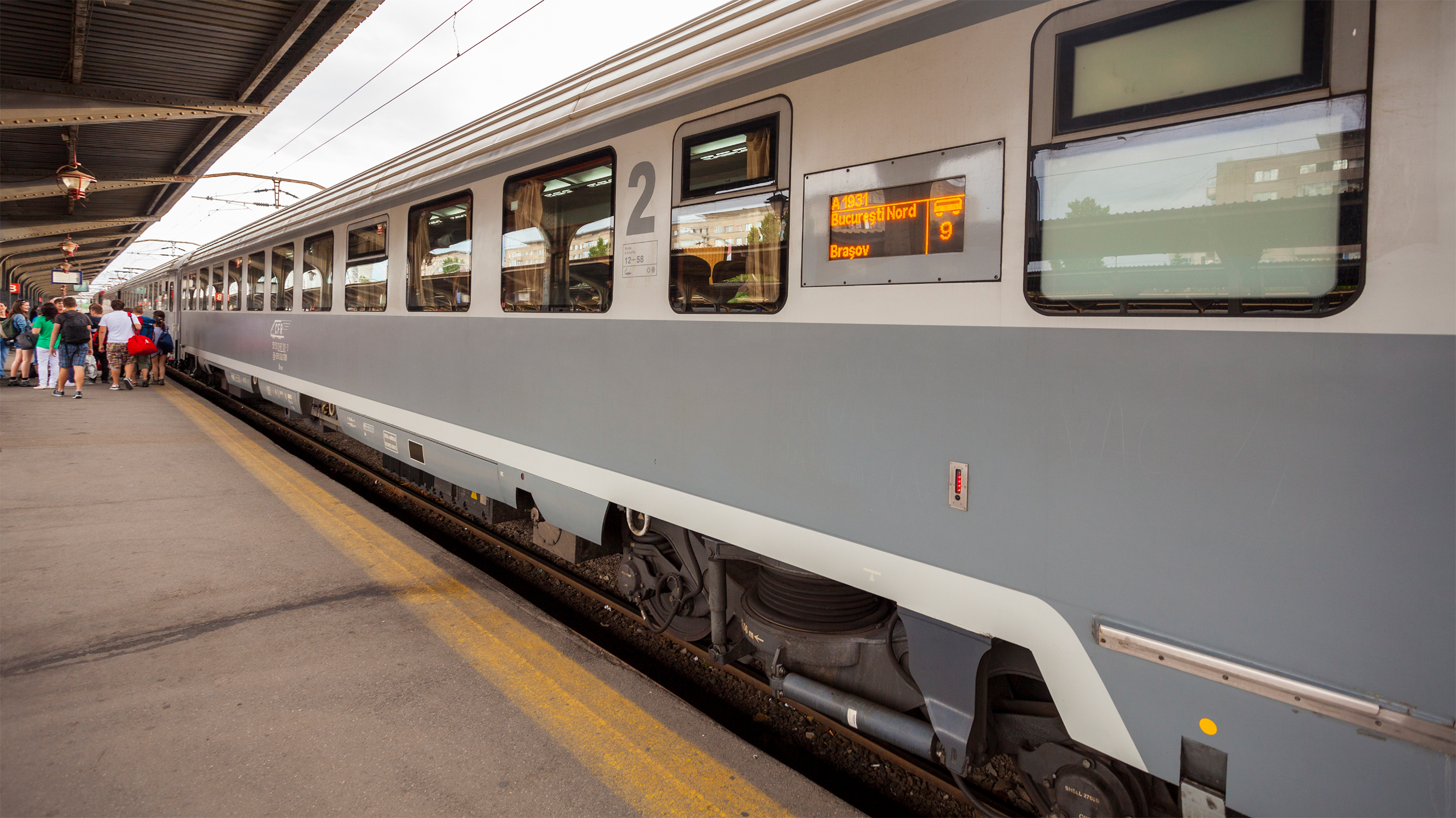 Train Travel in Romania: 5 Things to Know - G Adventures