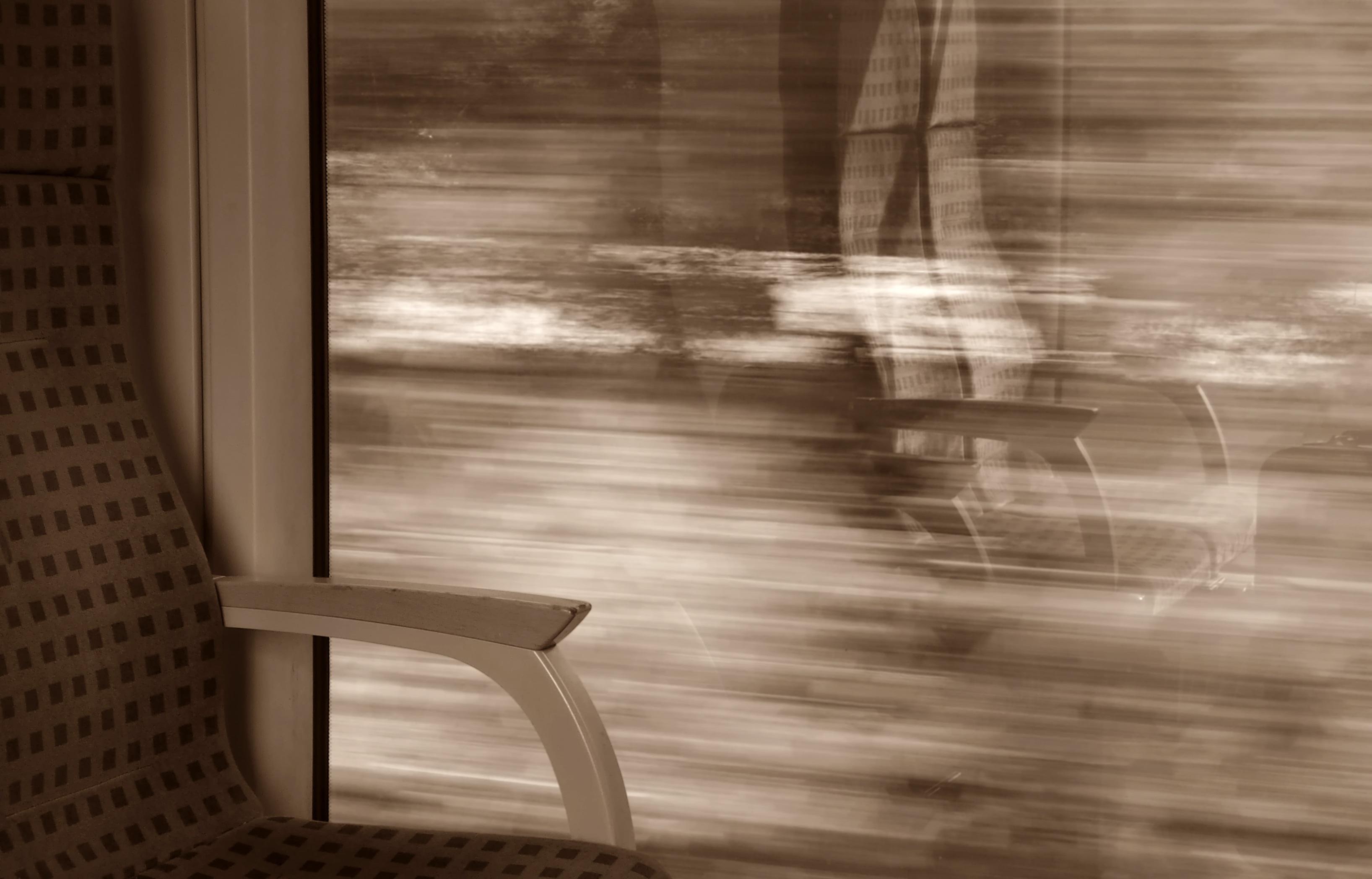 Train travel, View, Travel, Journey, Train, HQ Photo