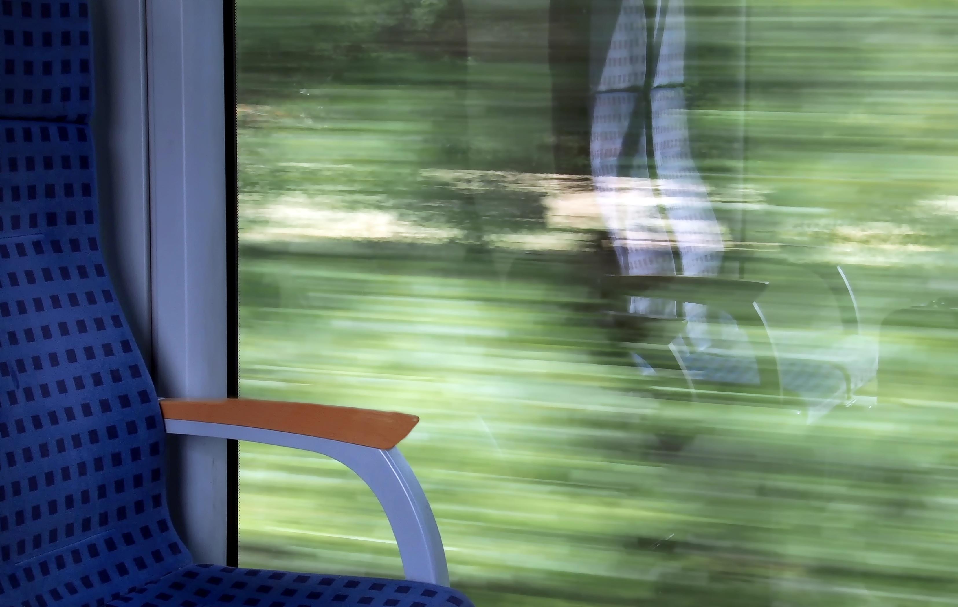 Train travel, Journey, Train, Travel, View, HQ Photo