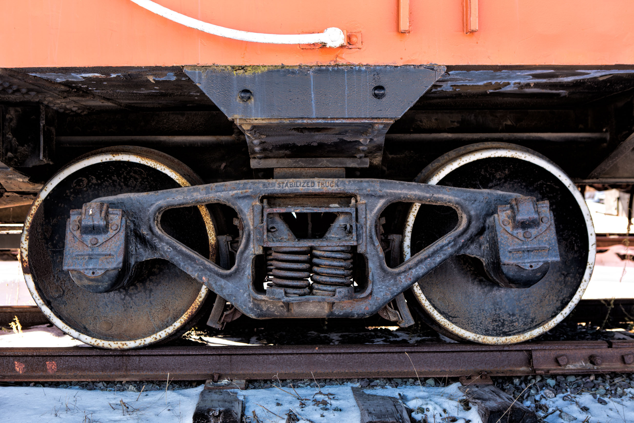 Train Wheel, Brake, Rail, Travel, Transportation, HQ Photo