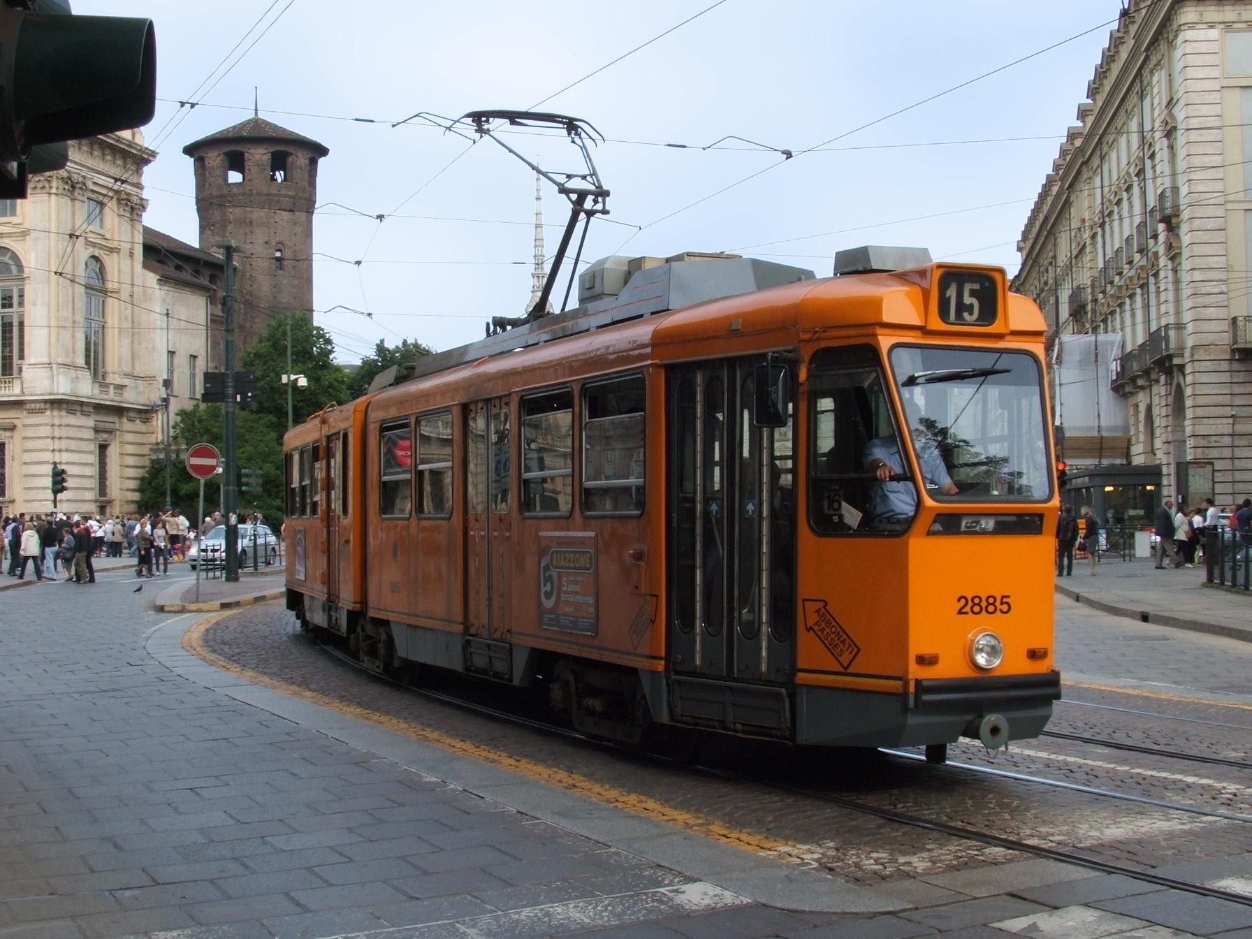 Tram photo