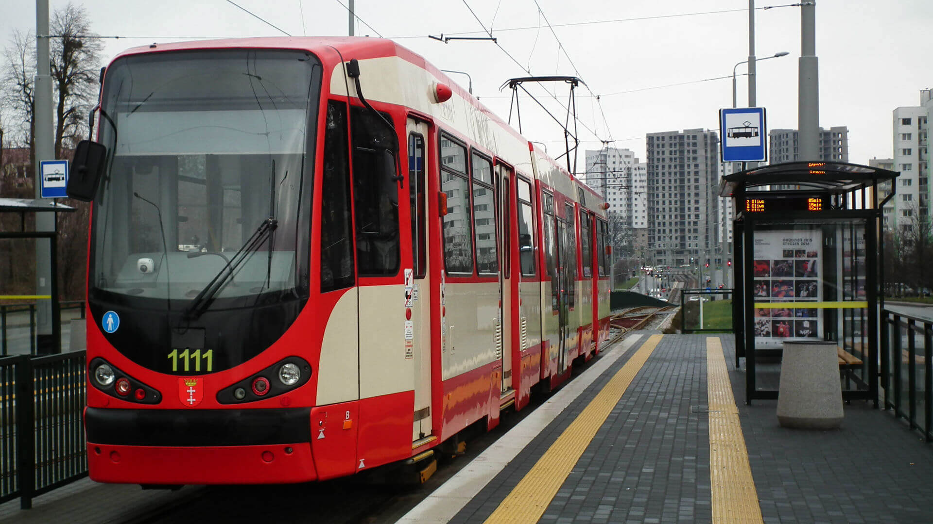 Taking the Tram - Through The Eyes of a Foreigner Living in Gdańsk