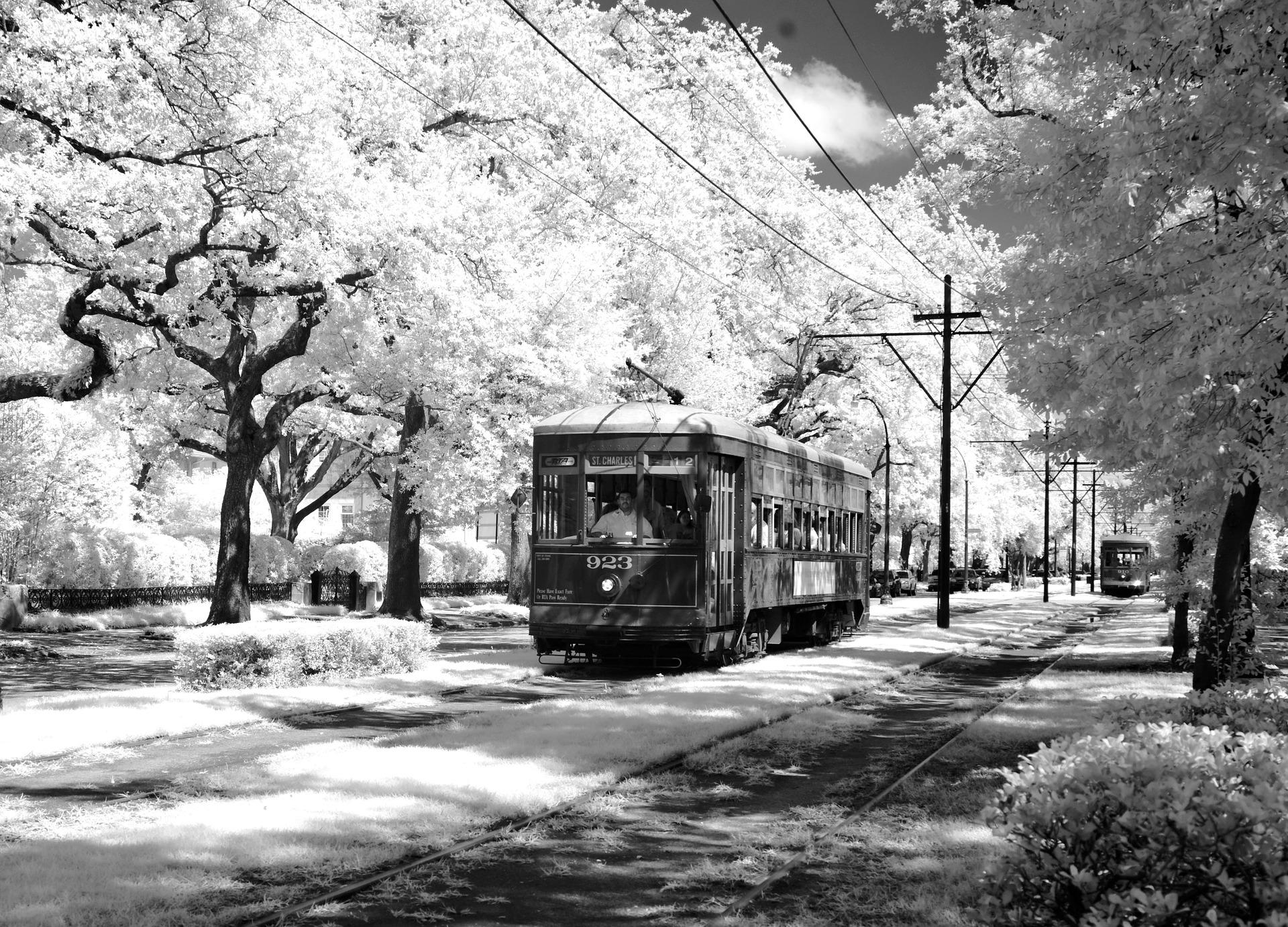Tram Track, City, Rail, Railway, Service, HQ Photo