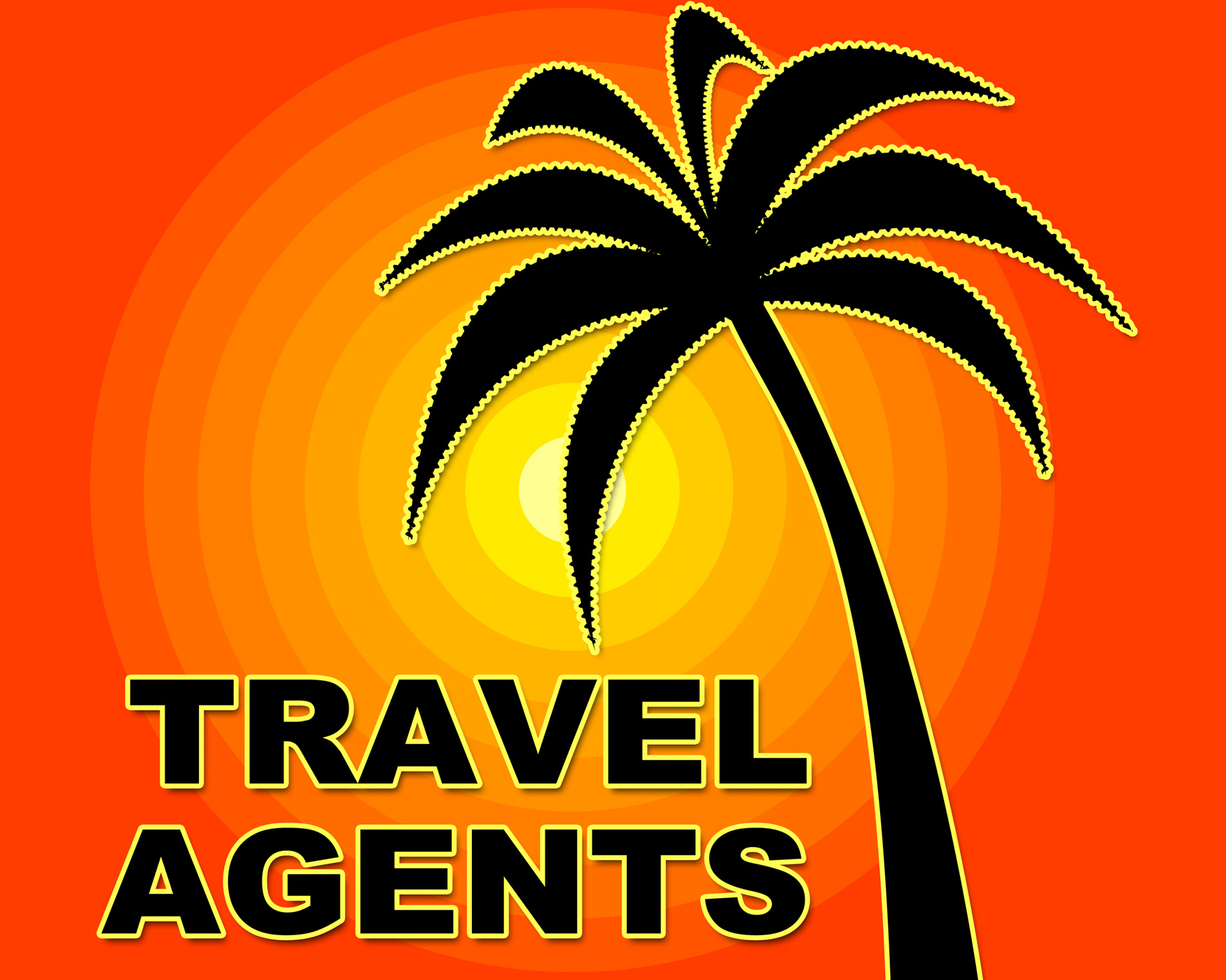 Travel agents means holidays holiday and journey photo