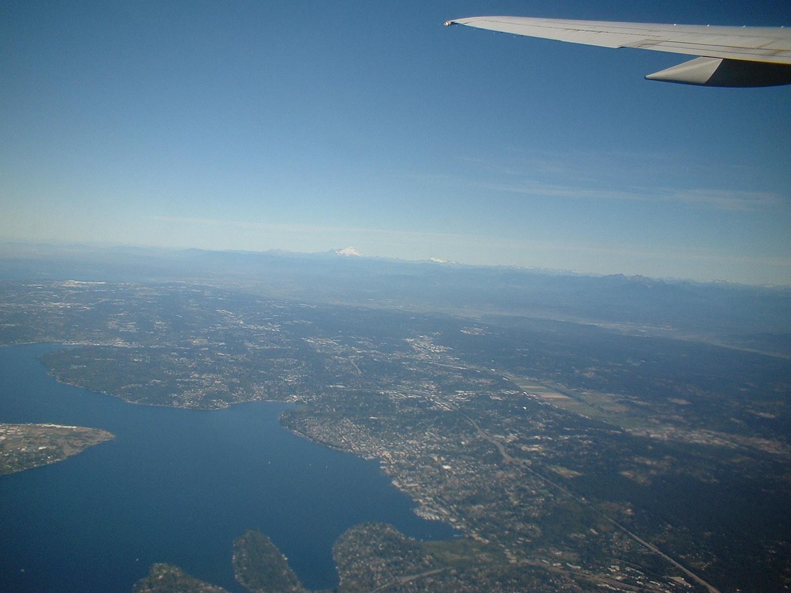 Travel by air photo