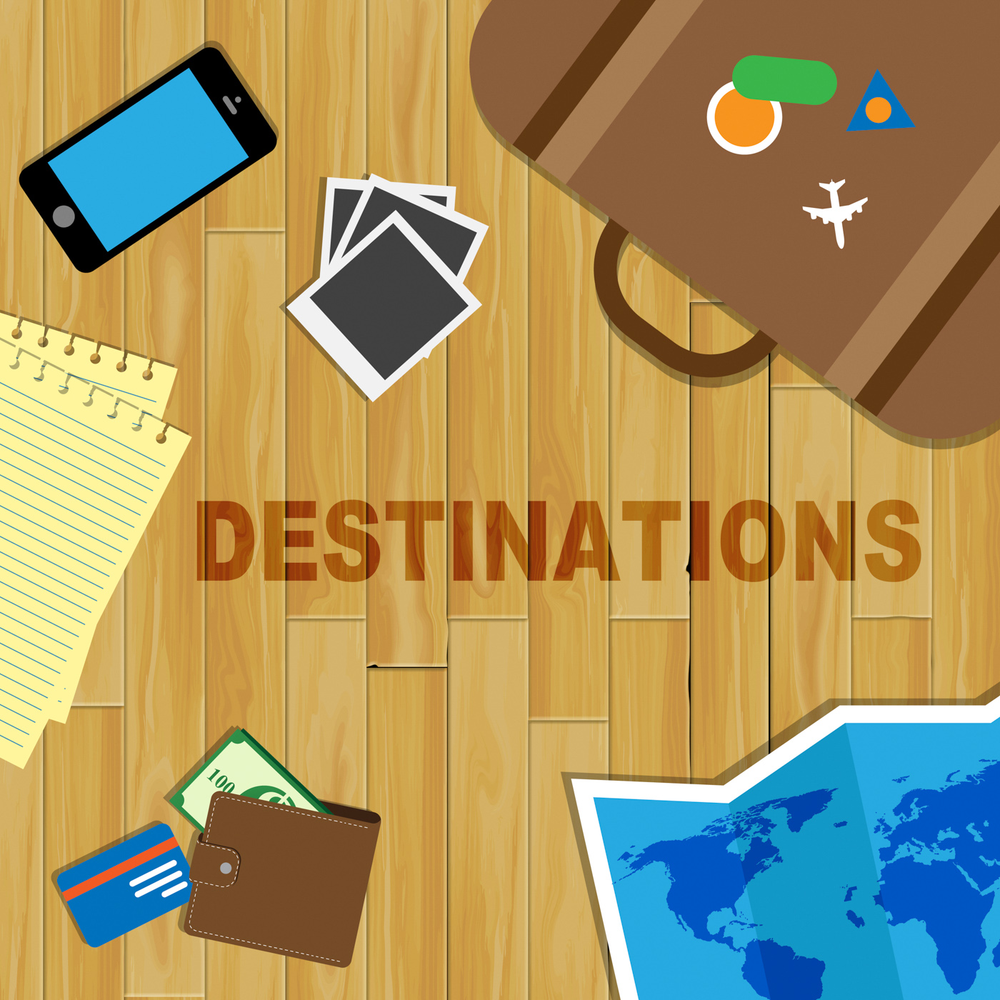 Travel destinations indicates journeys travelling and sightseeing photo