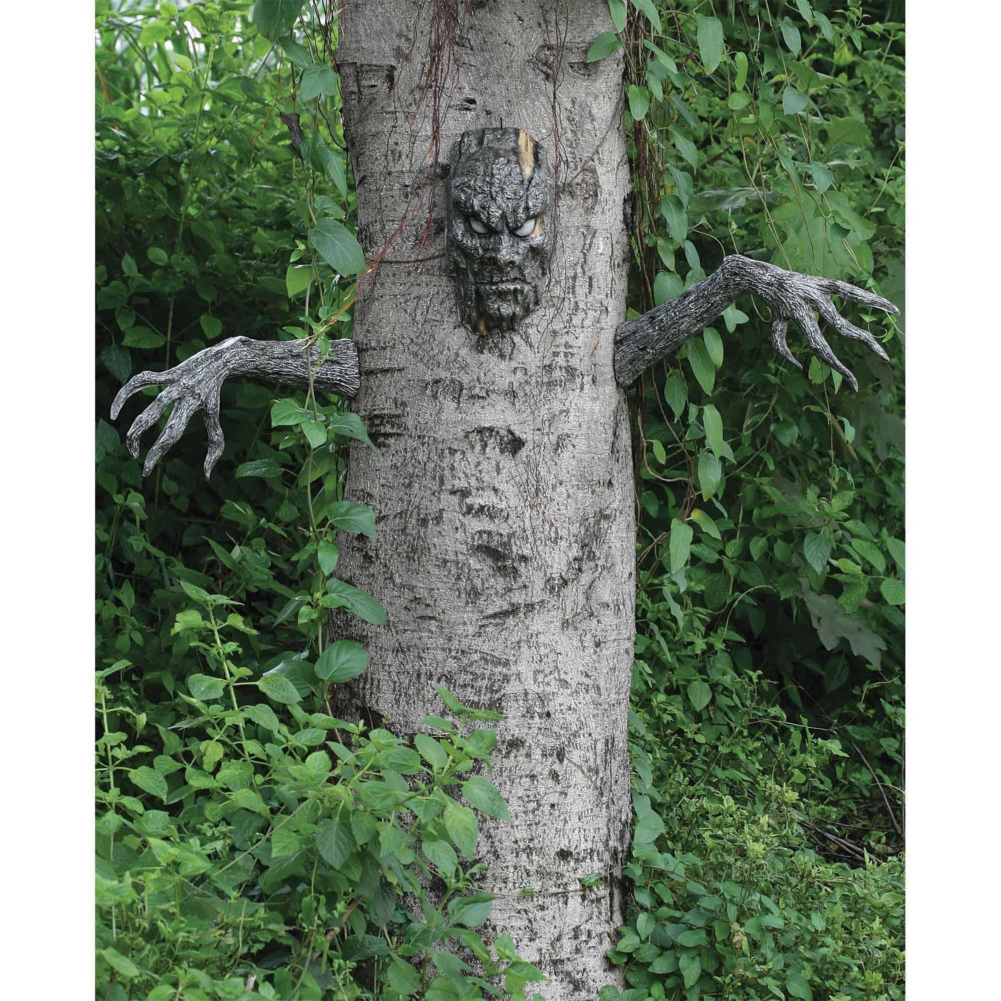 Spooky Living Tree Halloween Decoration - Walmart.com