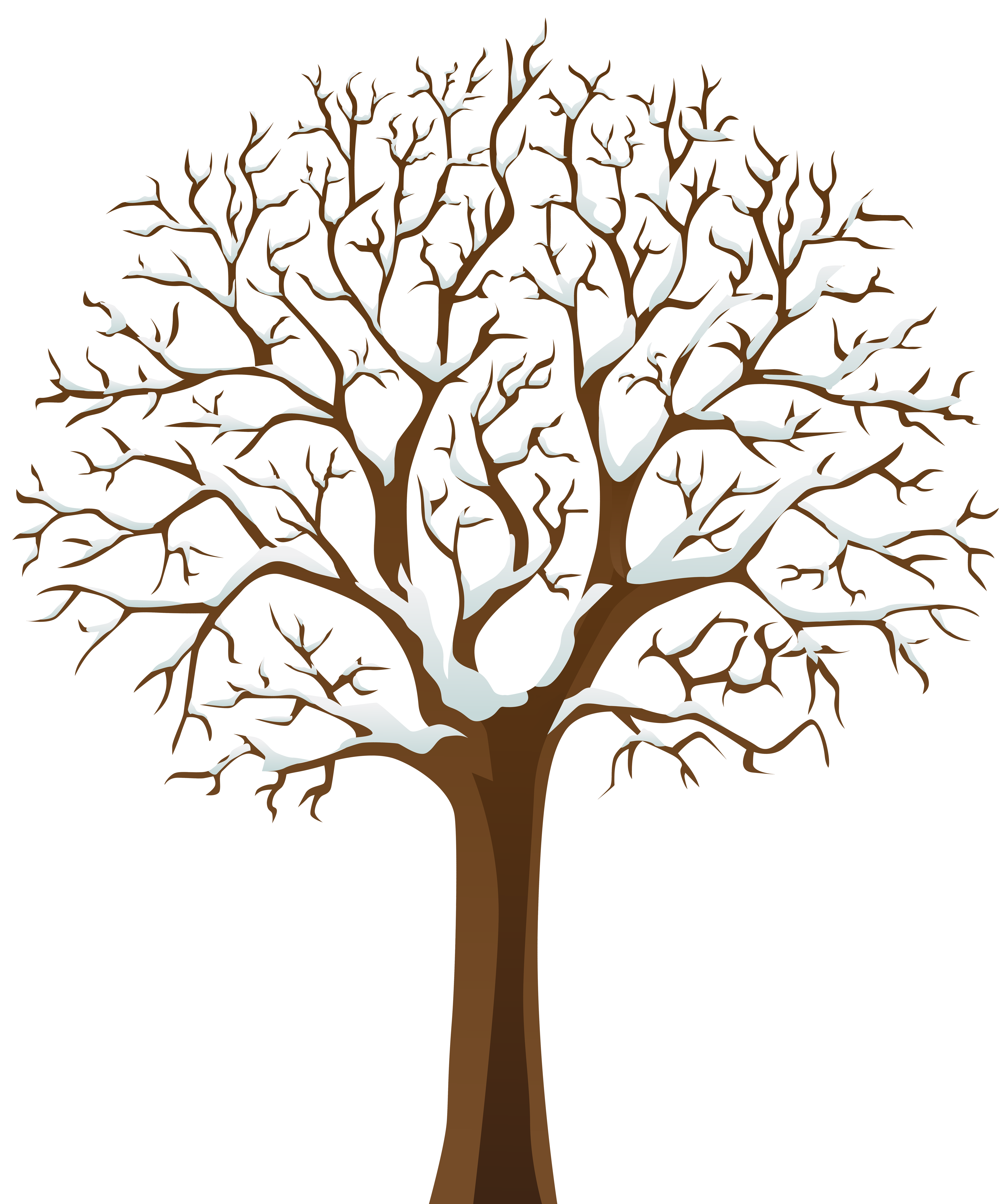 Winter Tree Drawing at GetDrawings.com | Free for personal use ...