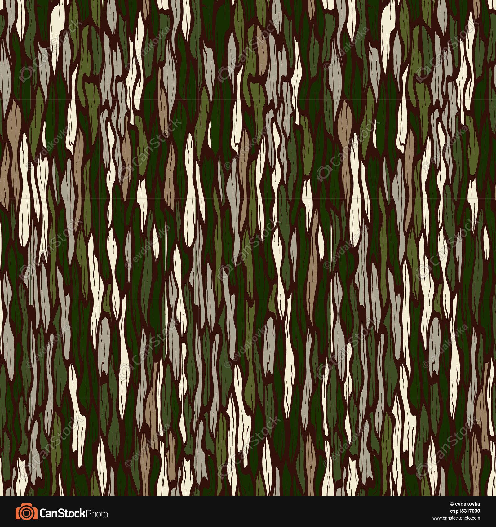 Tree bark texture. seamless vector background. Tree bark... vectors ...