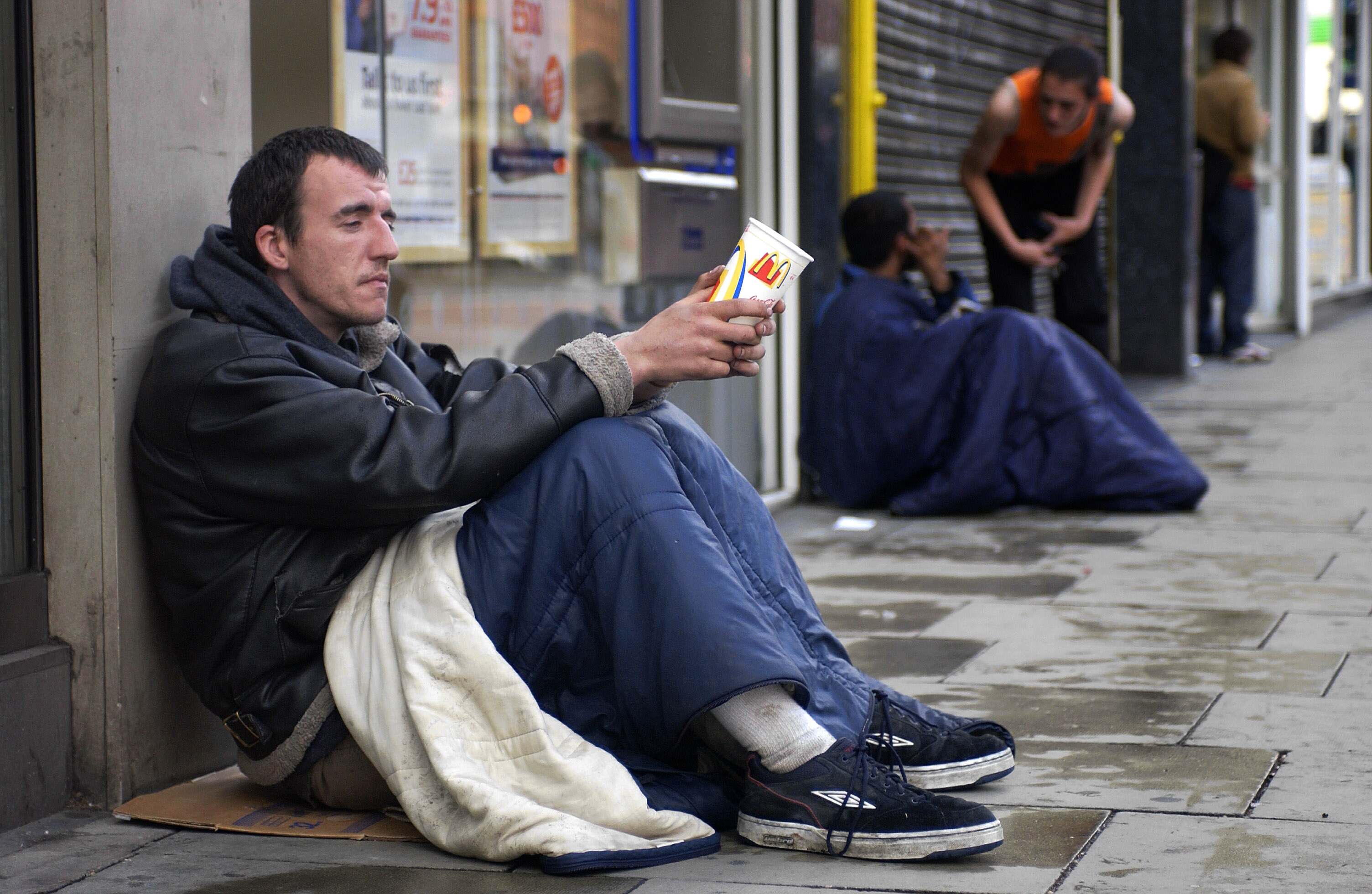 Defining the problem: How do we count Britain's homeless? | CityMetric