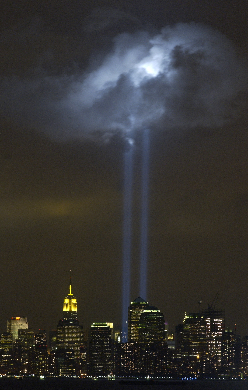 Tribute in Light Memorial, Architecture, City, Construction, Memorial, HQ Photo