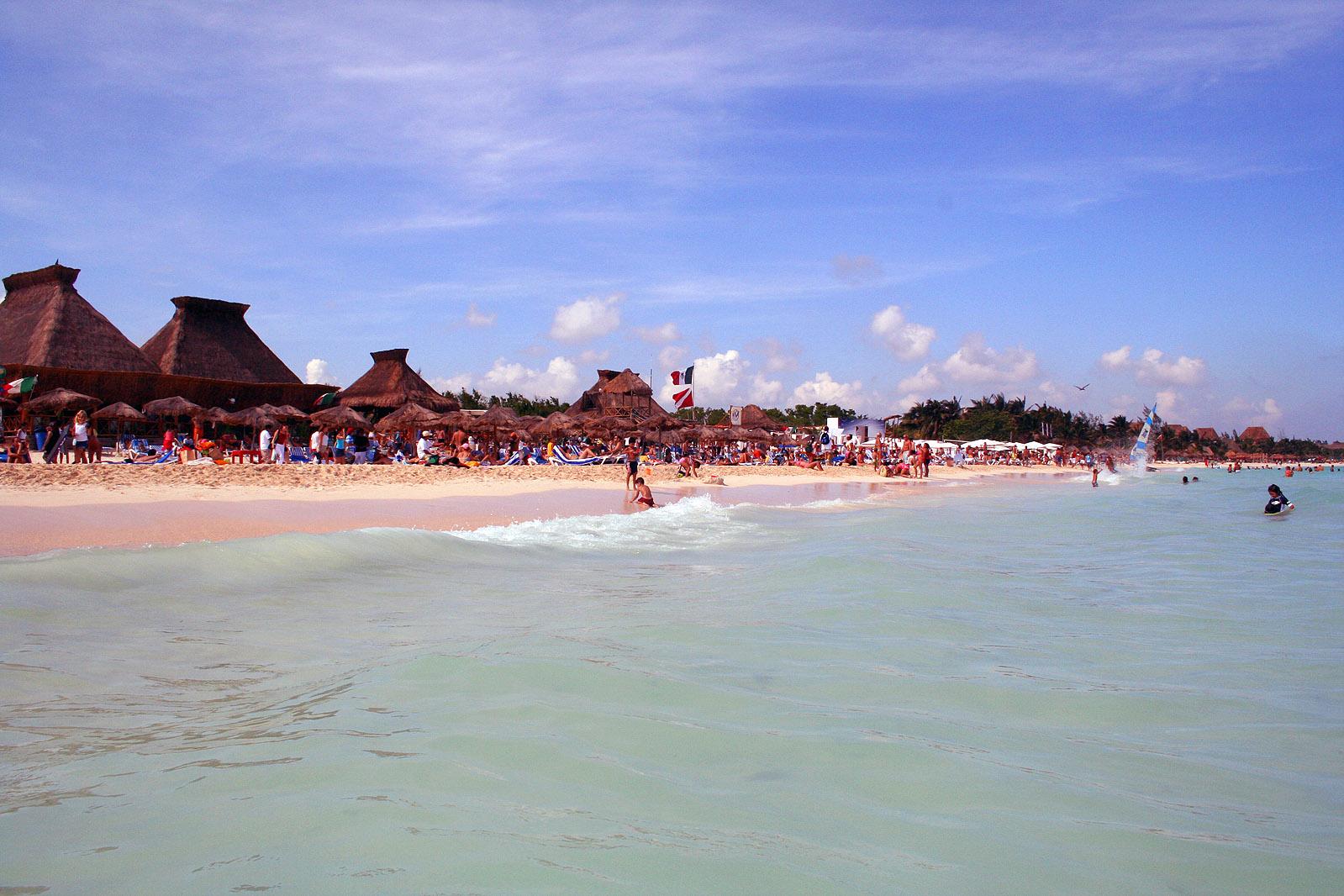 Tropical beach, Beach, Blue, Bright, Holiday, HQ Photo