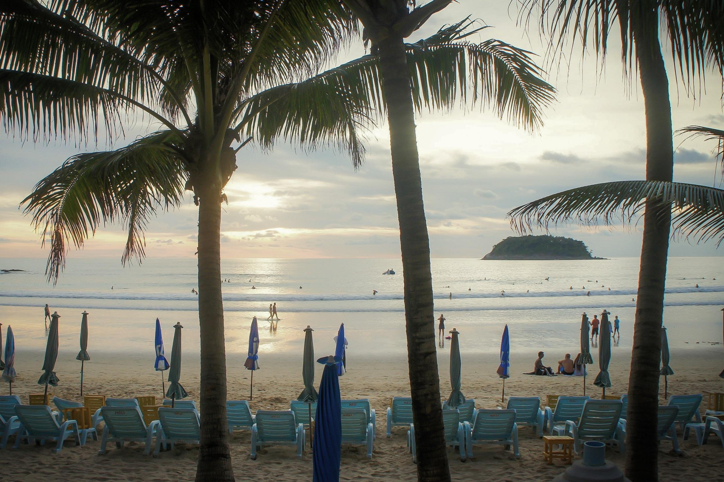 Tropical Beach, Beach, Ocean, Picnic, Sea, HQ Photo