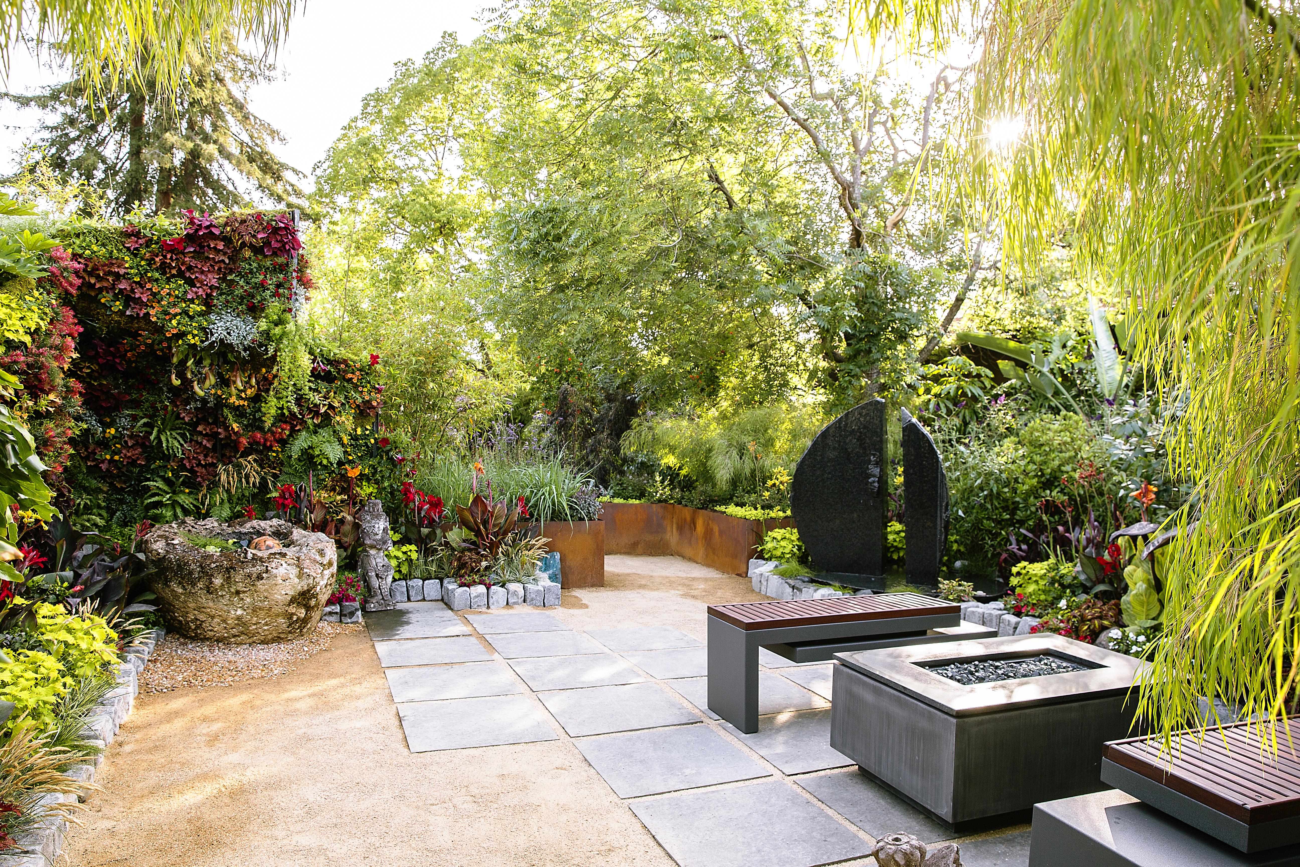 8 Ideas for a Tropical-Themed Garden - Sunset Magazine