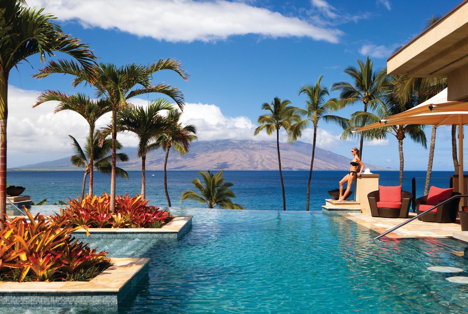 fancy-tropical-swimming-pool-widescreen-hd-wallpaper-for-desktop ...