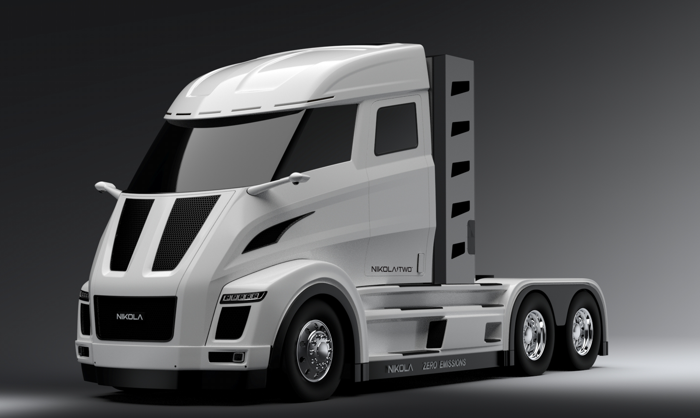 Nikola Motor Company and Bosch team up on long-haul fuel cell truck ...