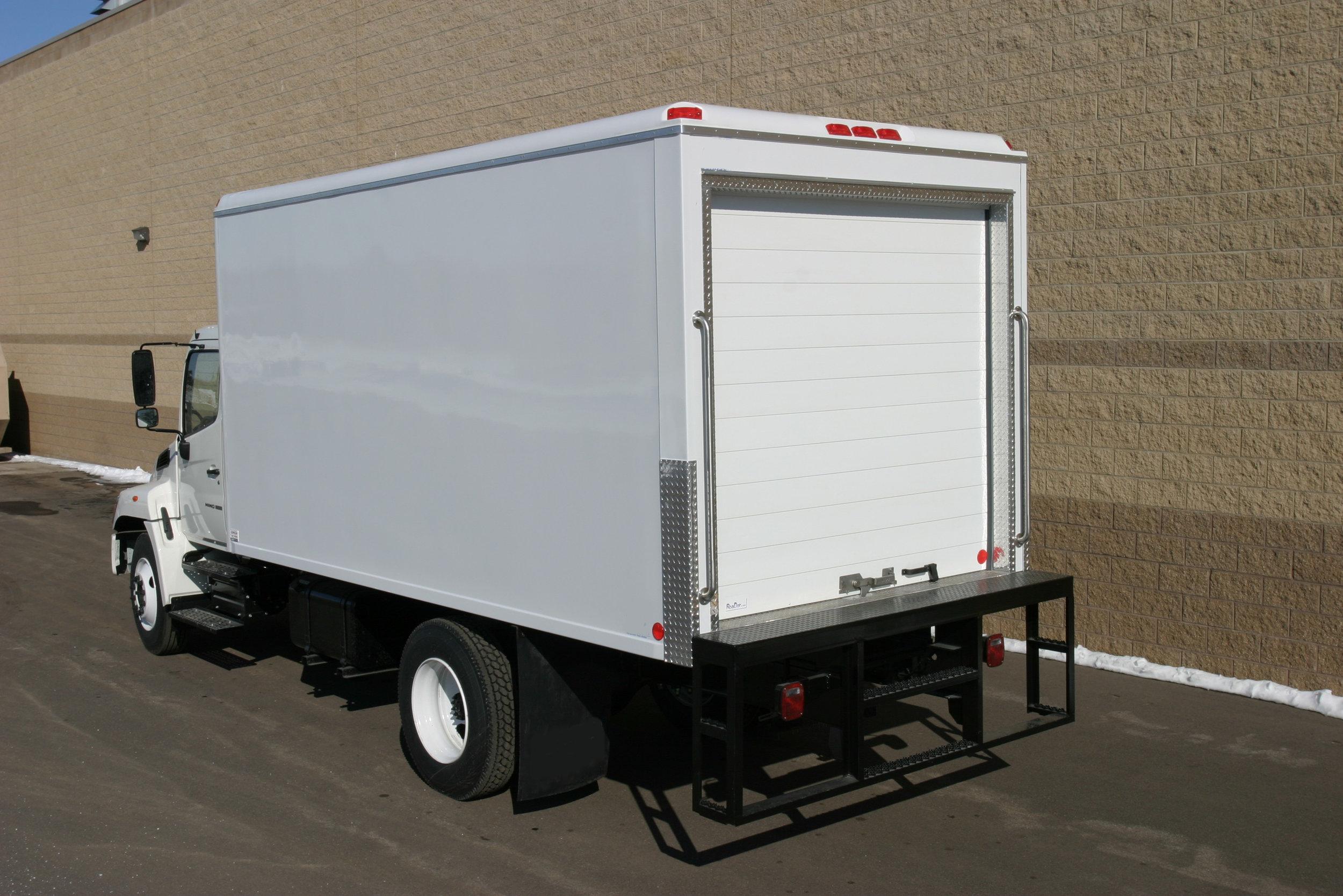Roador Roll-Up Truck Doors