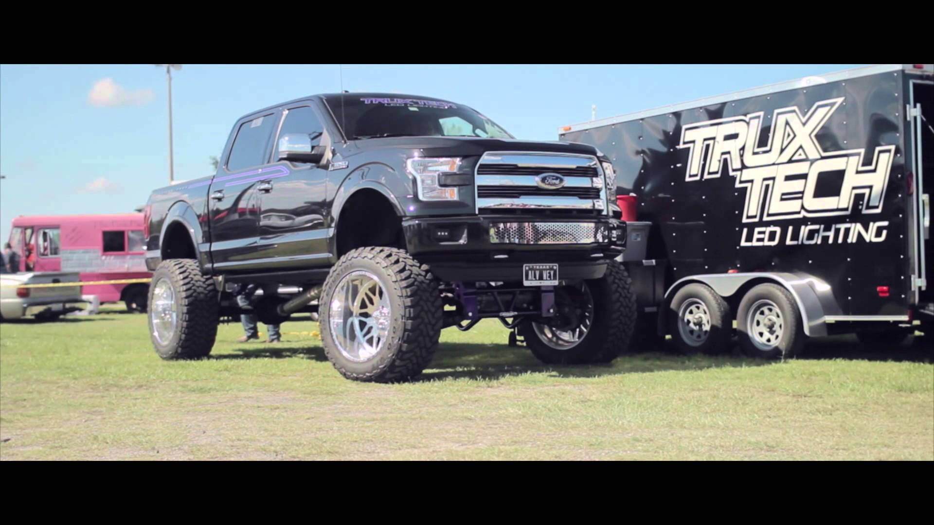 Suelo Truck Show 2015 - YouTube